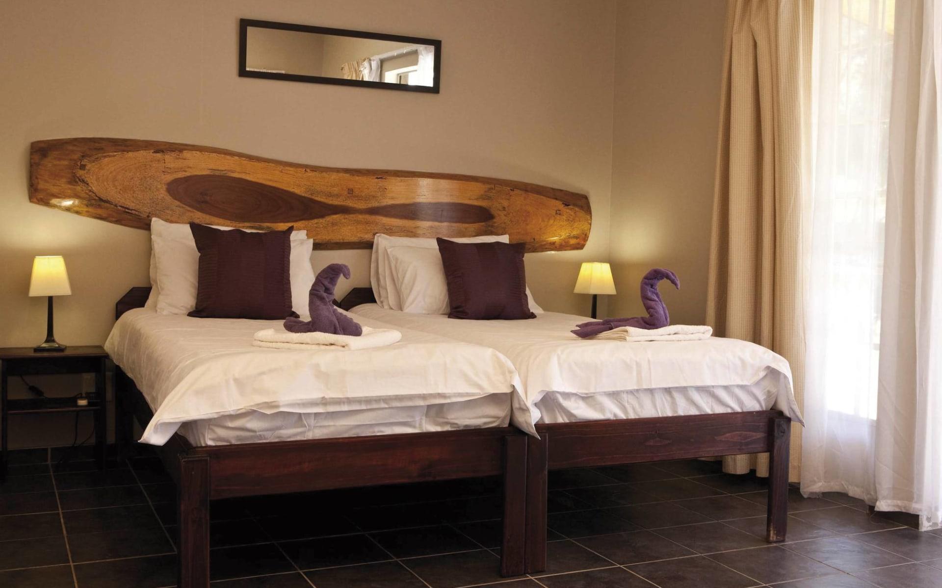 Villa Violet in Windhoek Stadt:  Villa Violet