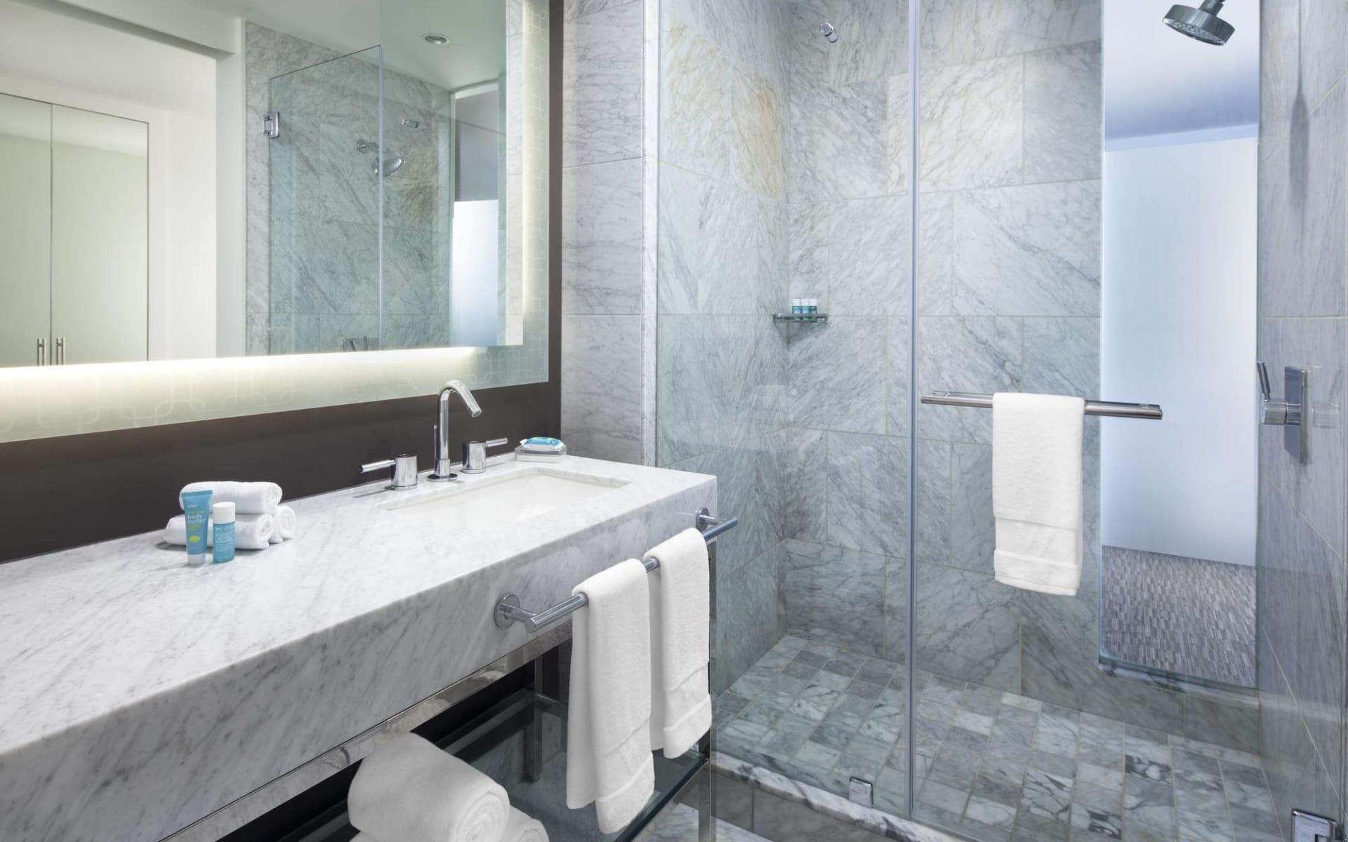 W Hollywood:  W hollywood - Guest Bathroom