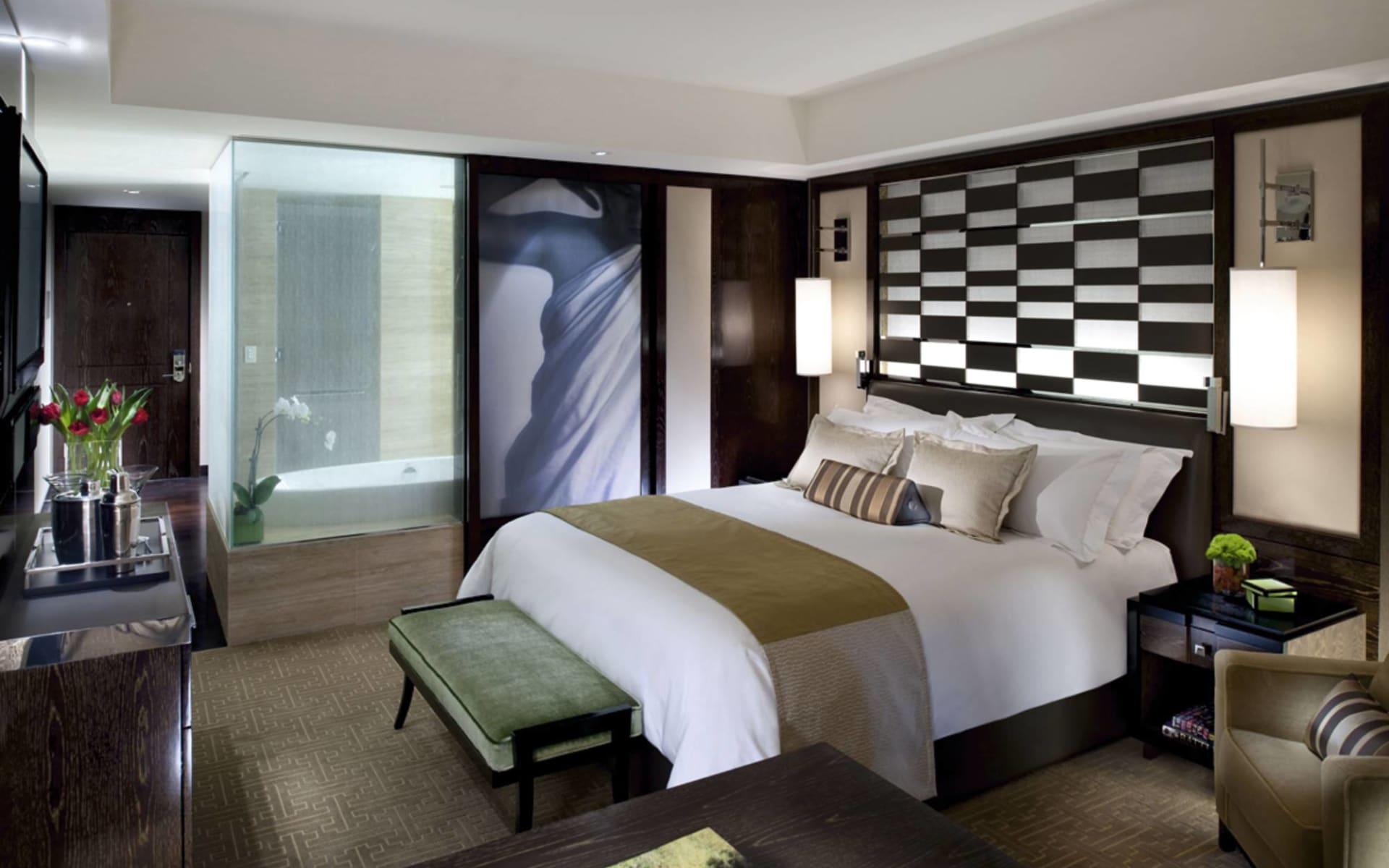 Waldorf Astoria Las Vegas:  Waldorf Astoria Las Vegas - Doppelzimmer