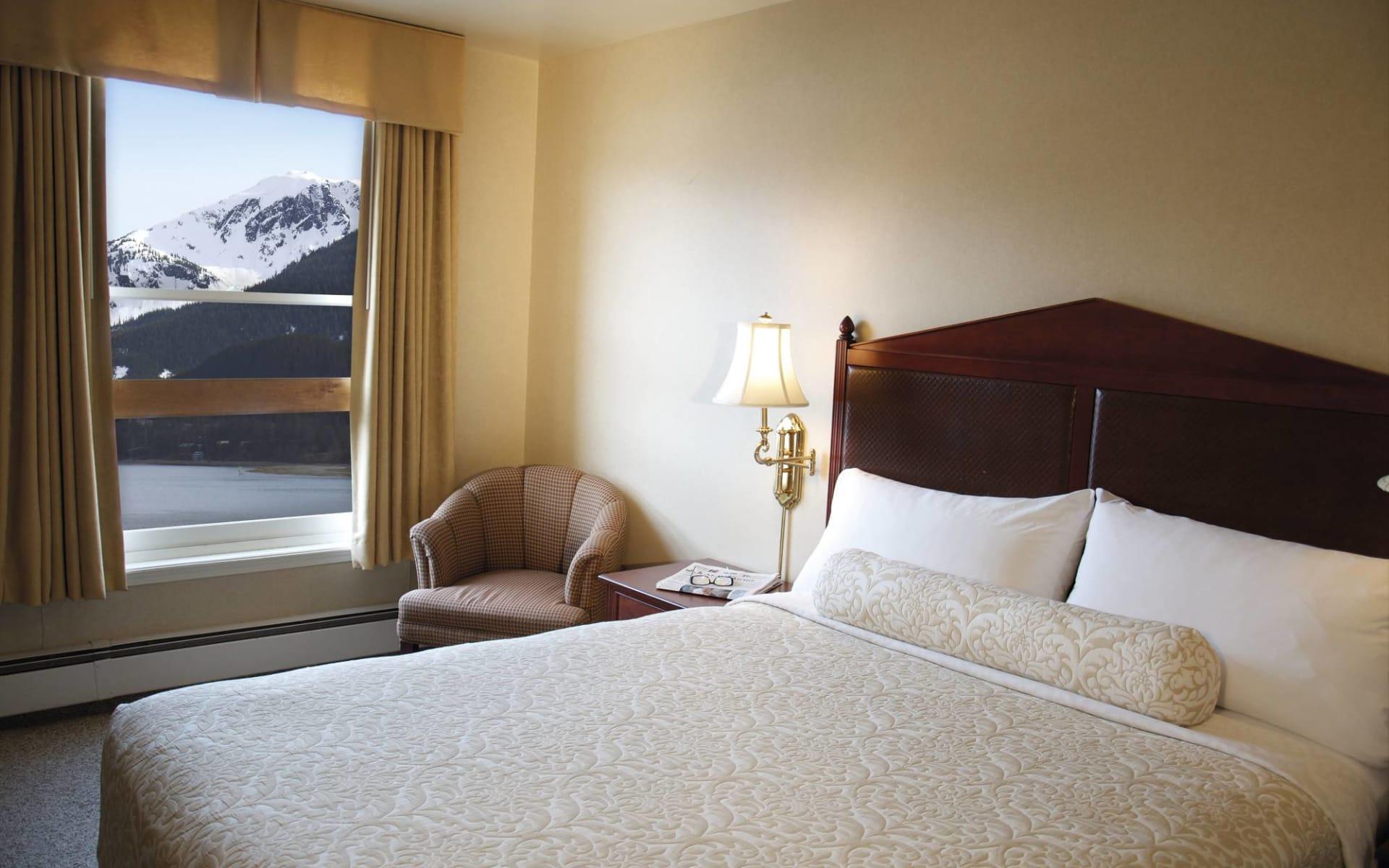 Baranof Hotel, BW Signature Collection in Juneau:  Westmark Baranof - Standard Room c Jonview