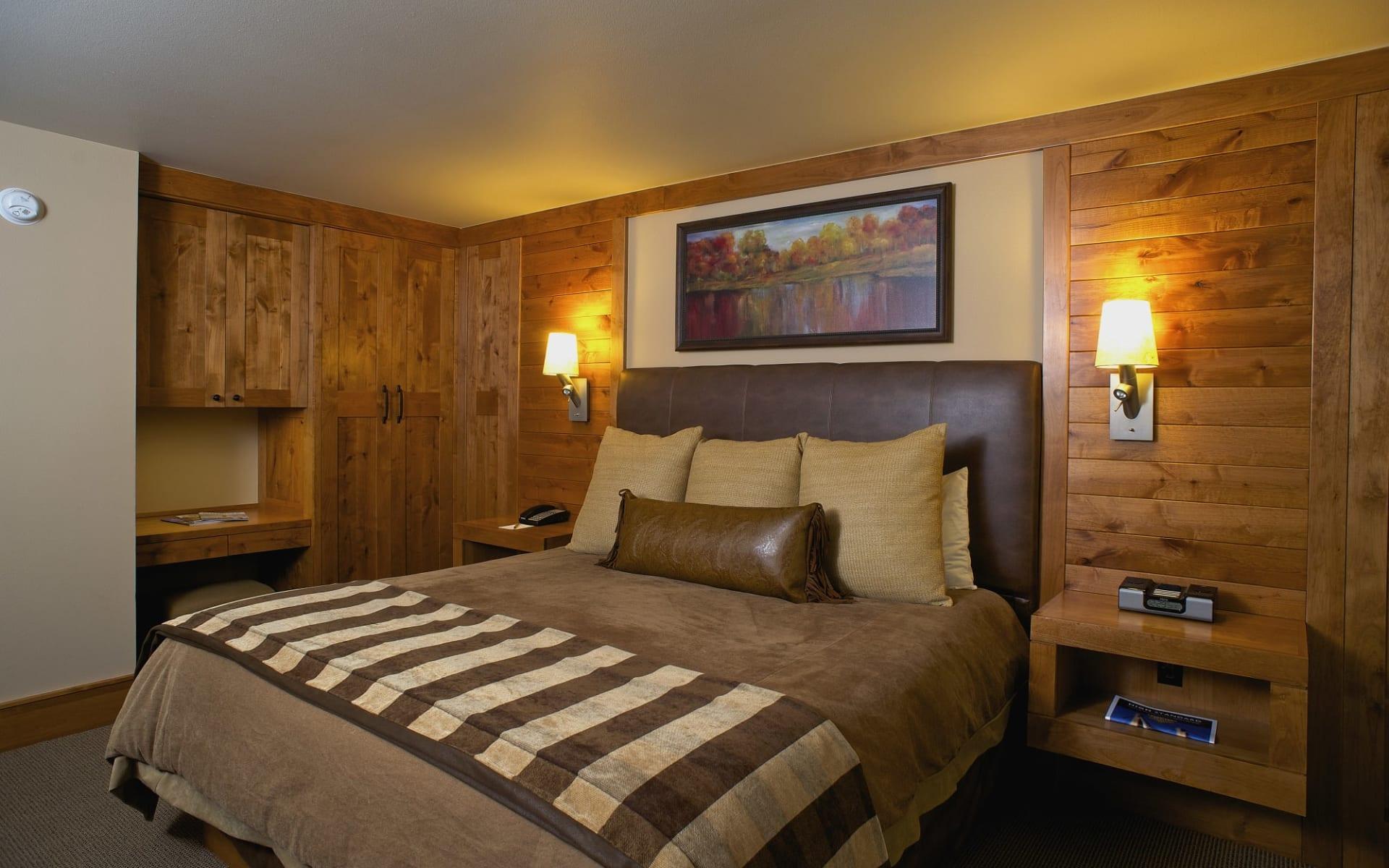 Sunriver Resort in Bend:  Zimmer_Sunriver Resort_Lodge Villa Room_Tourmappers