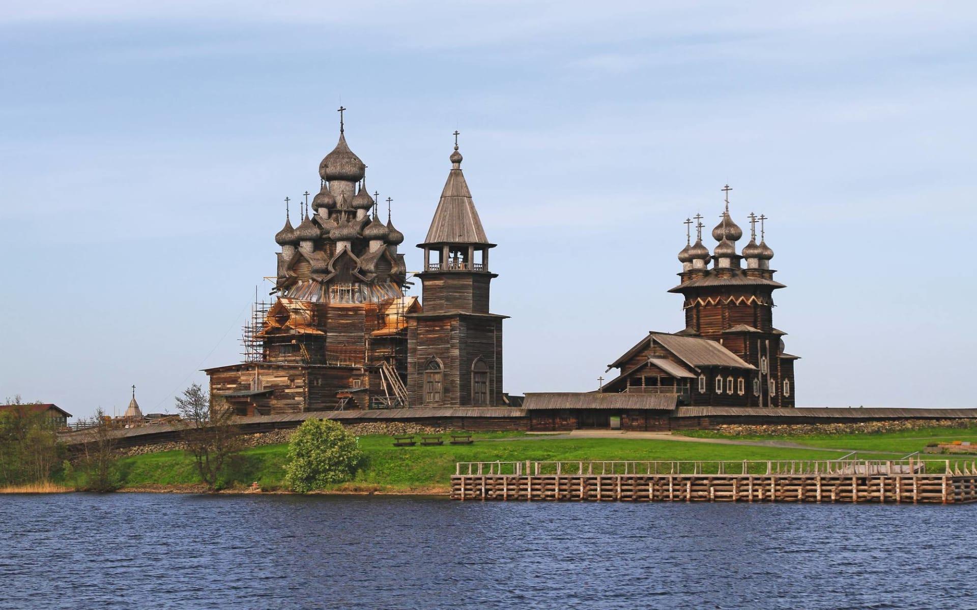 Bezauberndes Karelien ab St. Petersburg: Russland