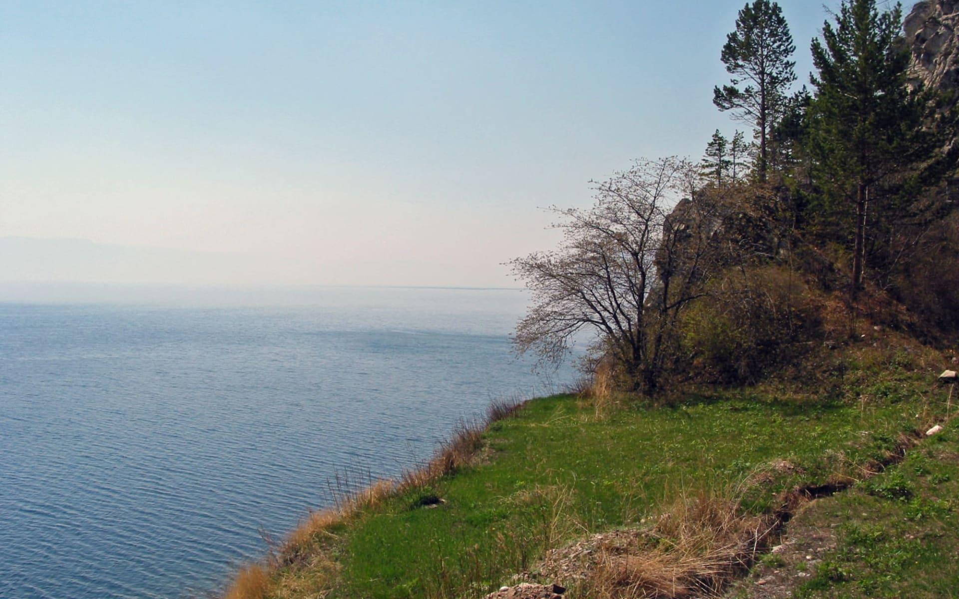 Naturwunder Baikalsee ab Irkutsk: Russland - Baikalsee - Hang