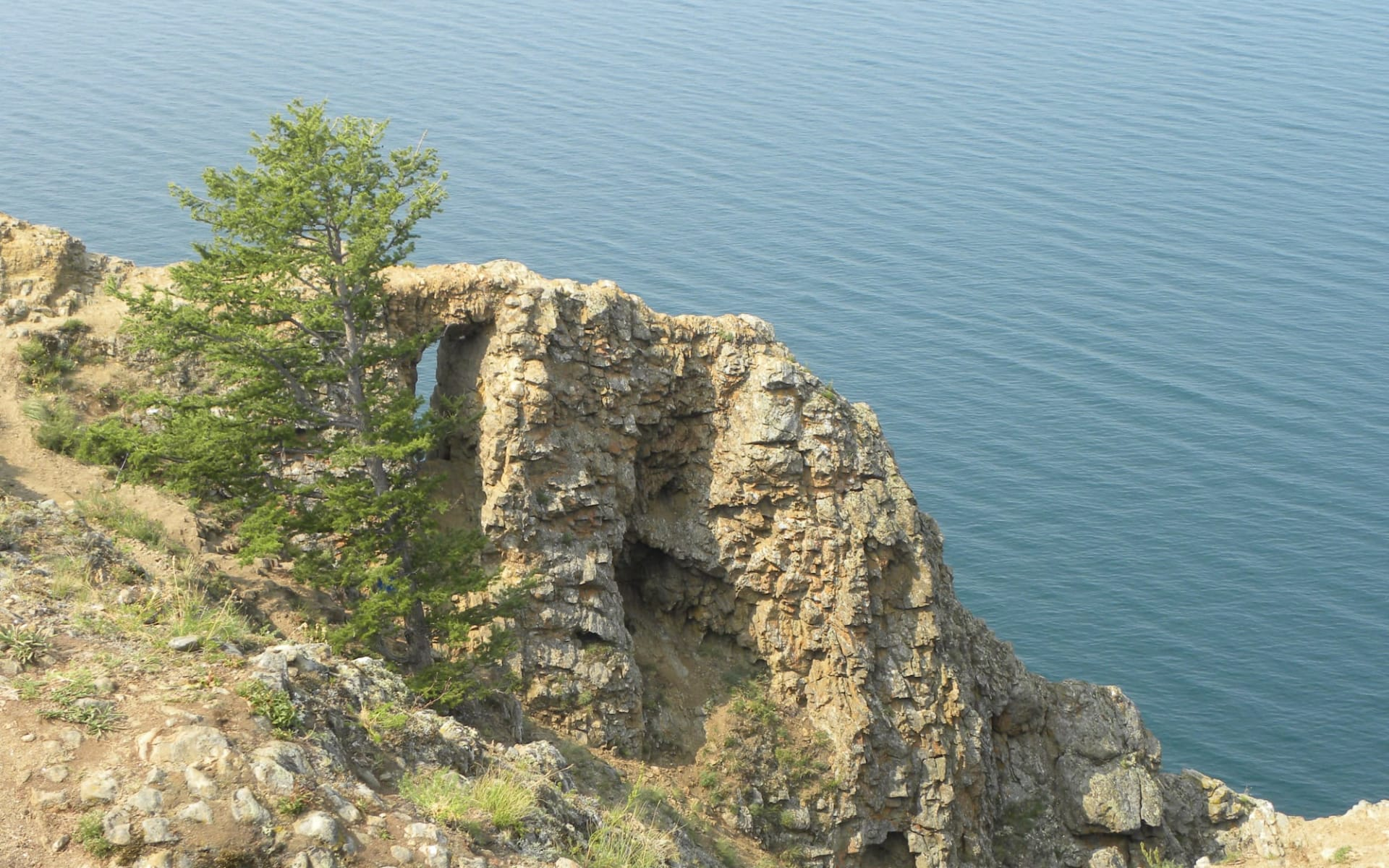 Naturwunder Baikalsee ab Irkutsk: Russland - Baikalsee - Olchon