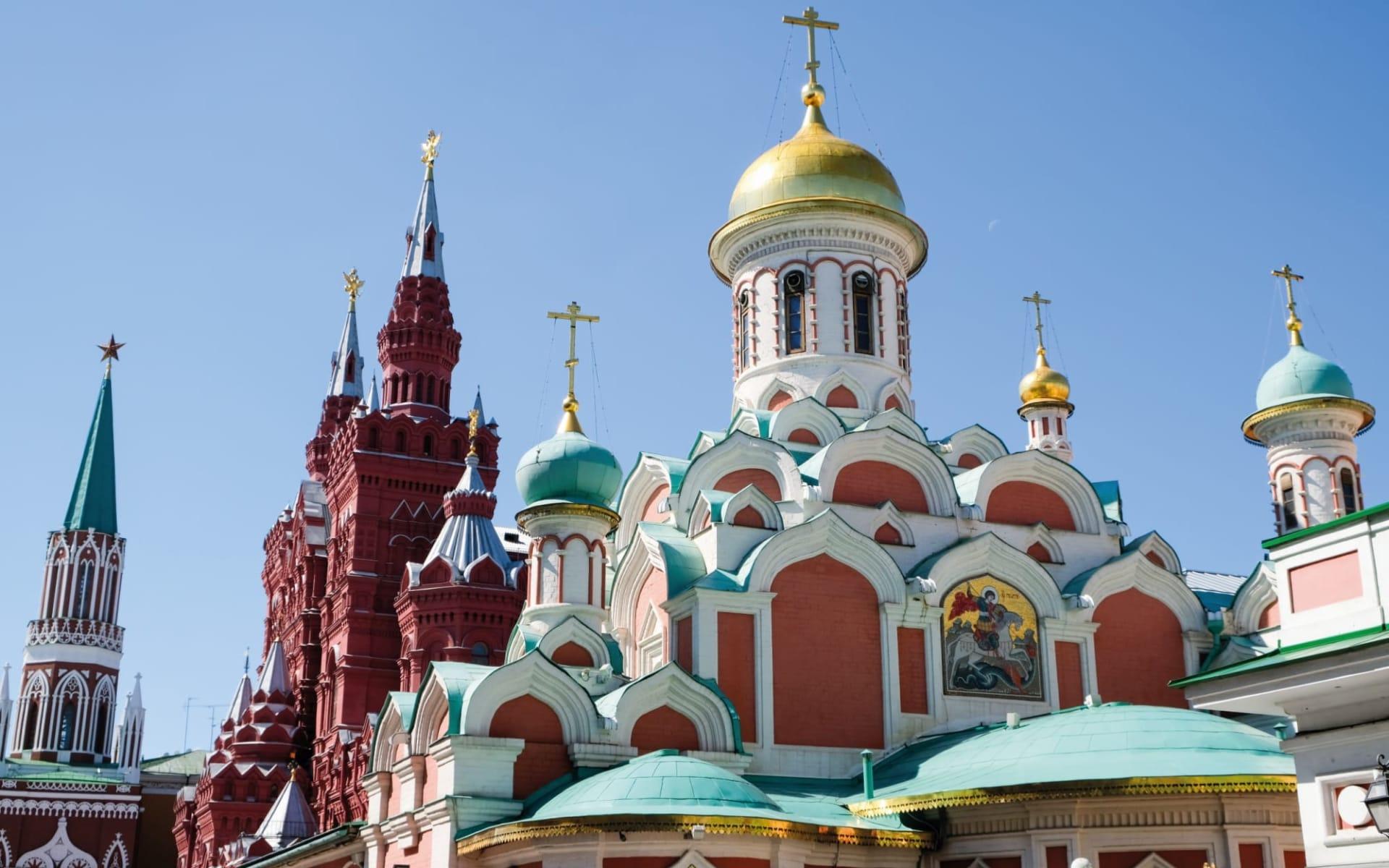 Courtyard by Marriott Hotel Kazan Kremlin in Kasan: Russland_Kasan_Kathedrale_