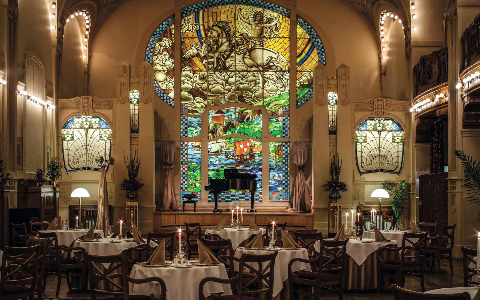 Belmond Grand Hotel Europe in St. Petersburg: Russland_St.Peterbsurg_GrandEurope_Restaurant