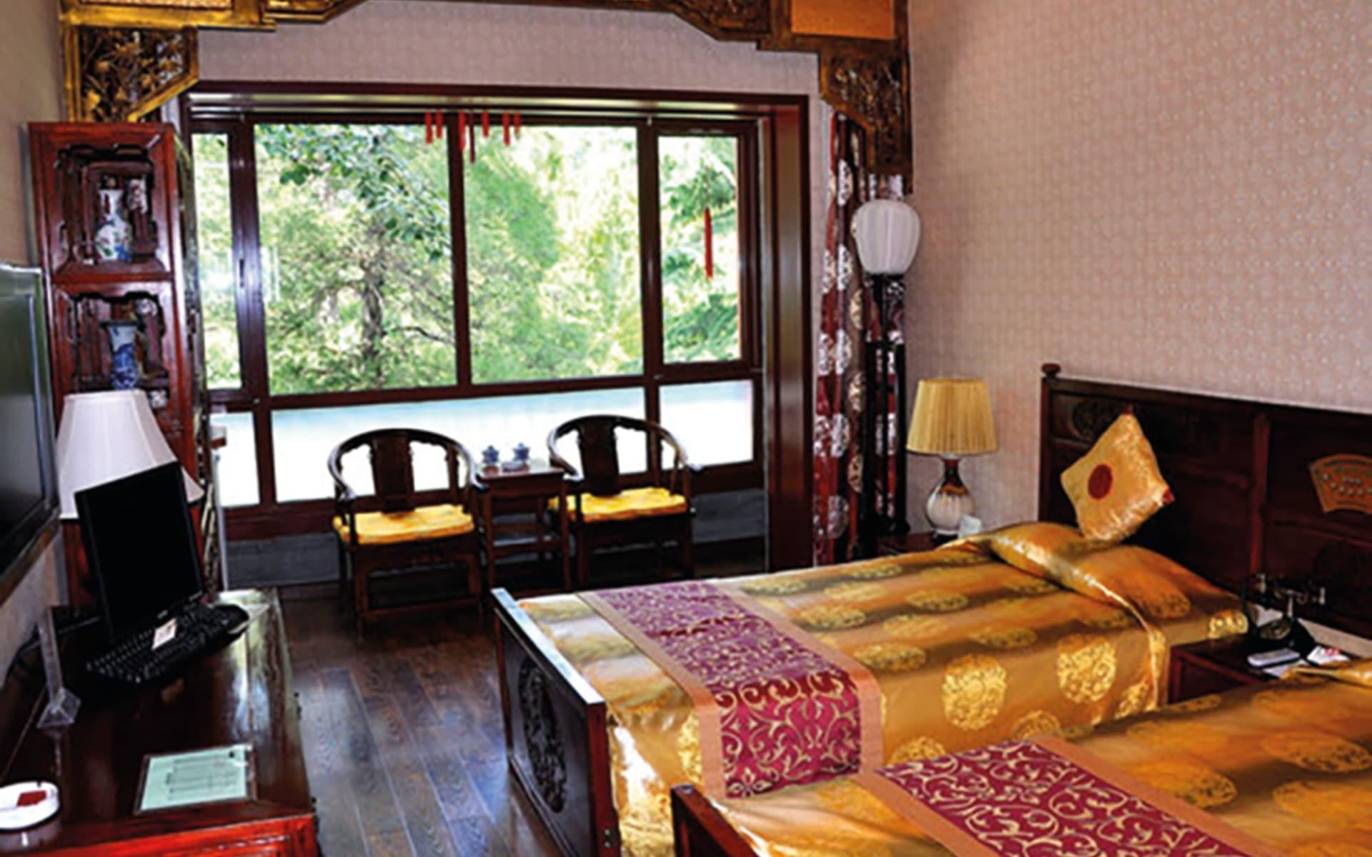 Hotel Bamboo Garden in Peking: S 98 Bamboo Garden Zimmer