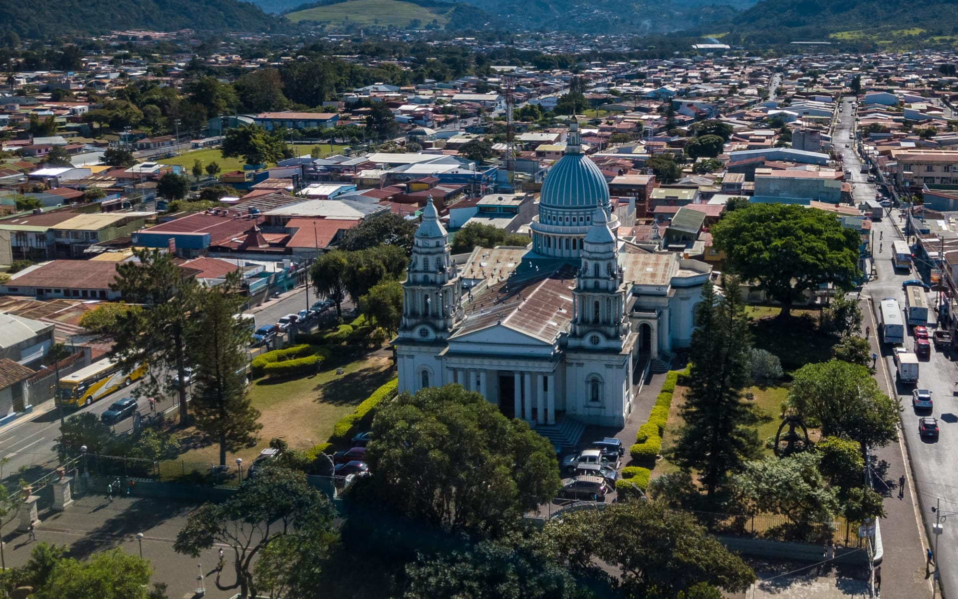 San José City Package Zubucher: San José