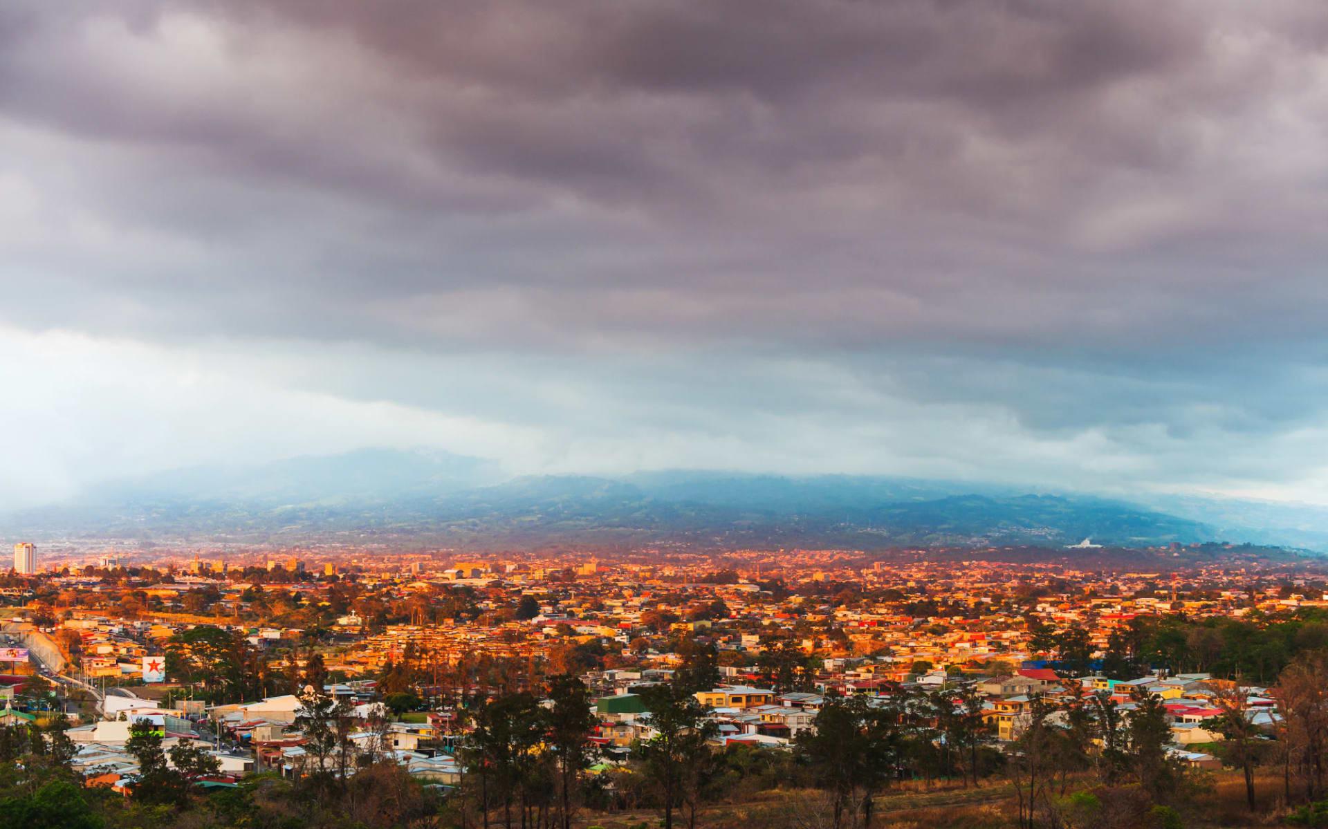 San José City Package Privat: San José