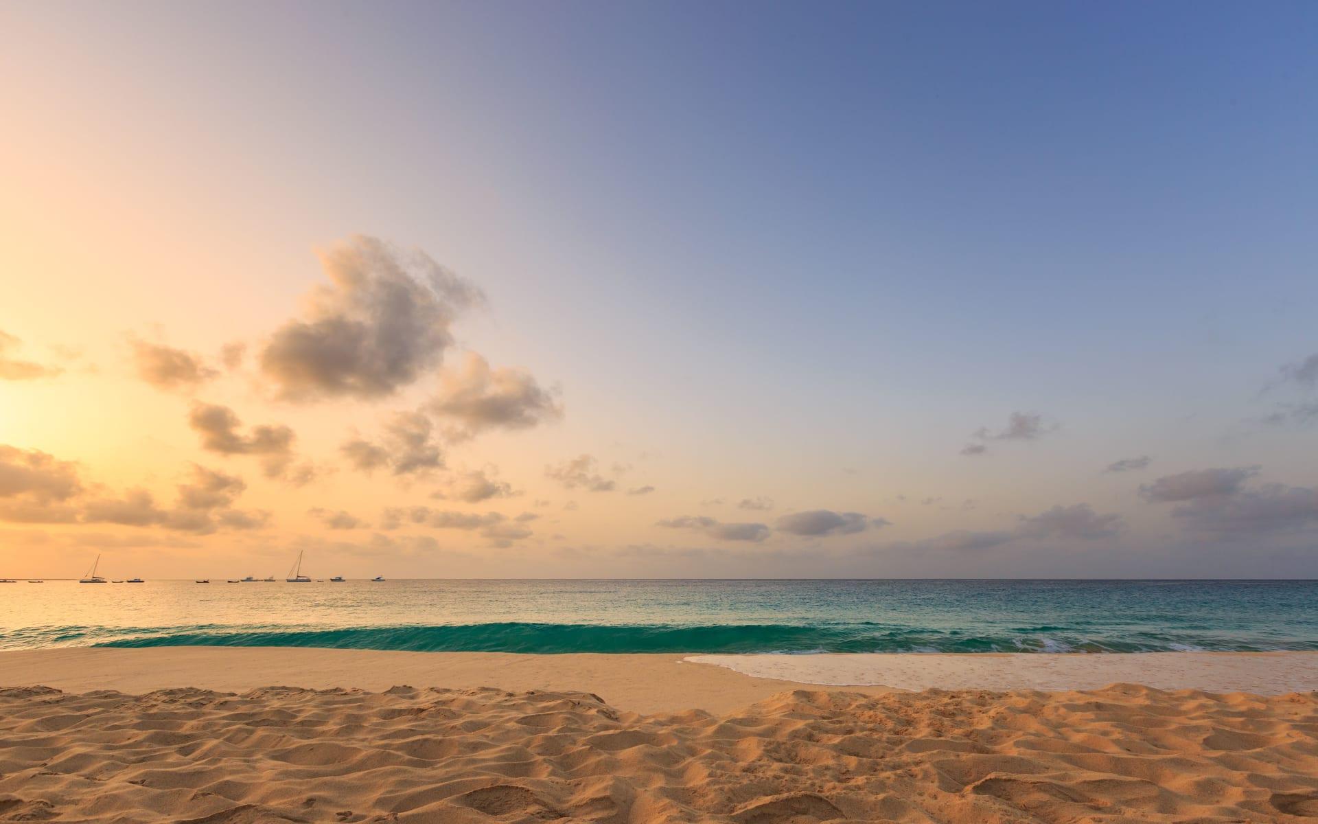 Badeferien im Melia Dunas Beach Resort & Spa ab Santa Maria: Santa Maria _Sunset_