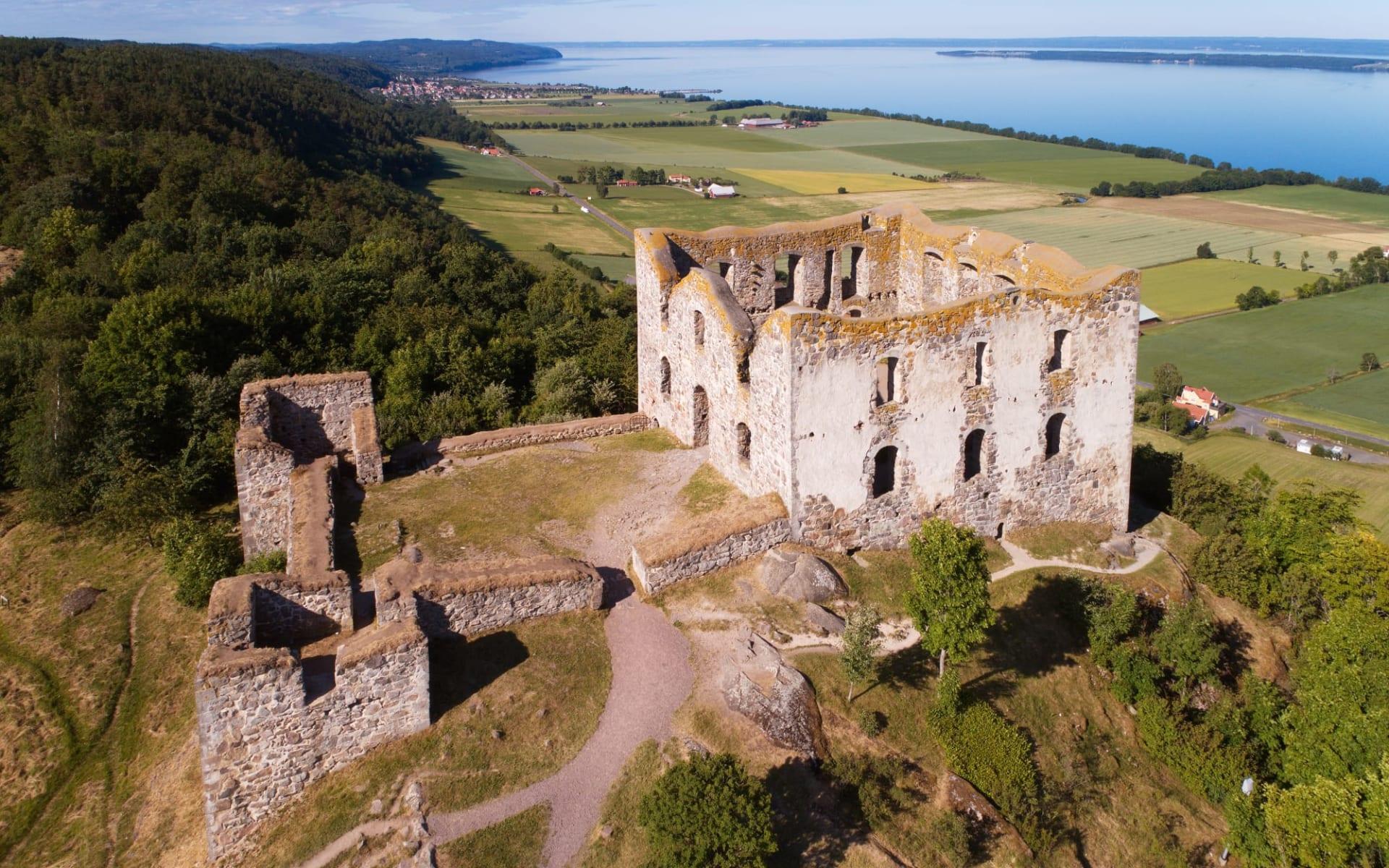 Bauergården in Gränna: Schweden Brahehus Castle Granna