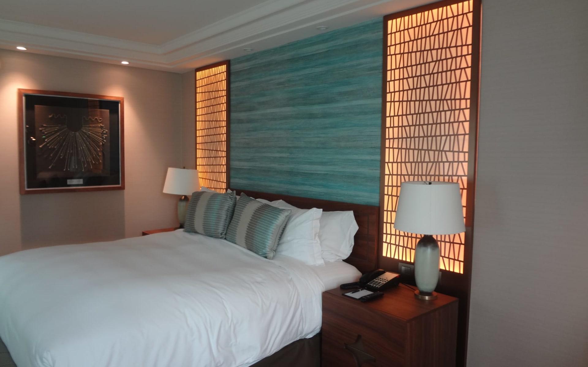 Hotel Ritz Carlton in Santiago de Chile: SCL_Ritz Carlton_Deluxe Room_Room