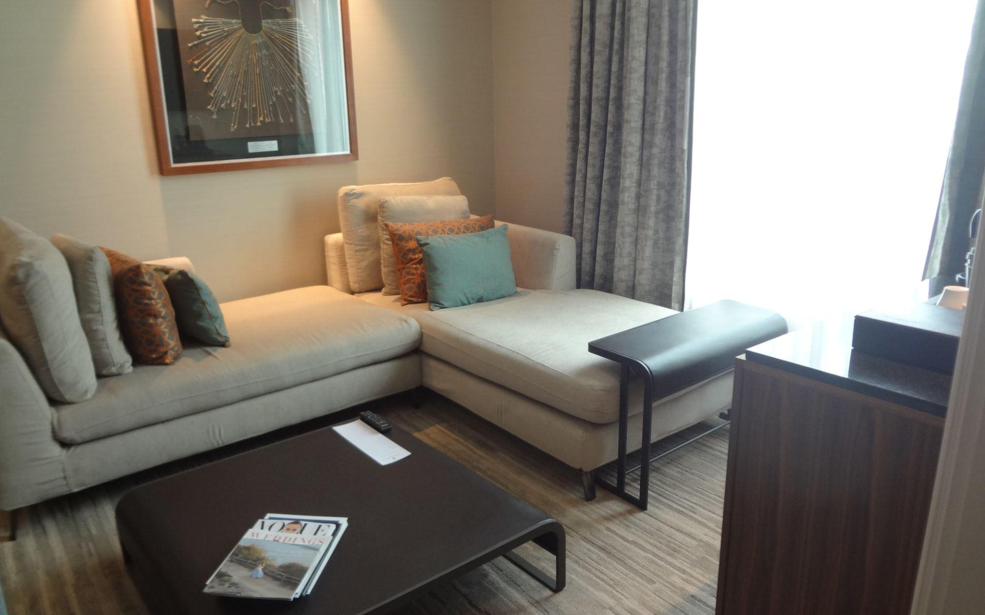 Hotel Ritz Carlton in Santiago de Chile: SCL_Ritz Carlton_Executive Suite_02