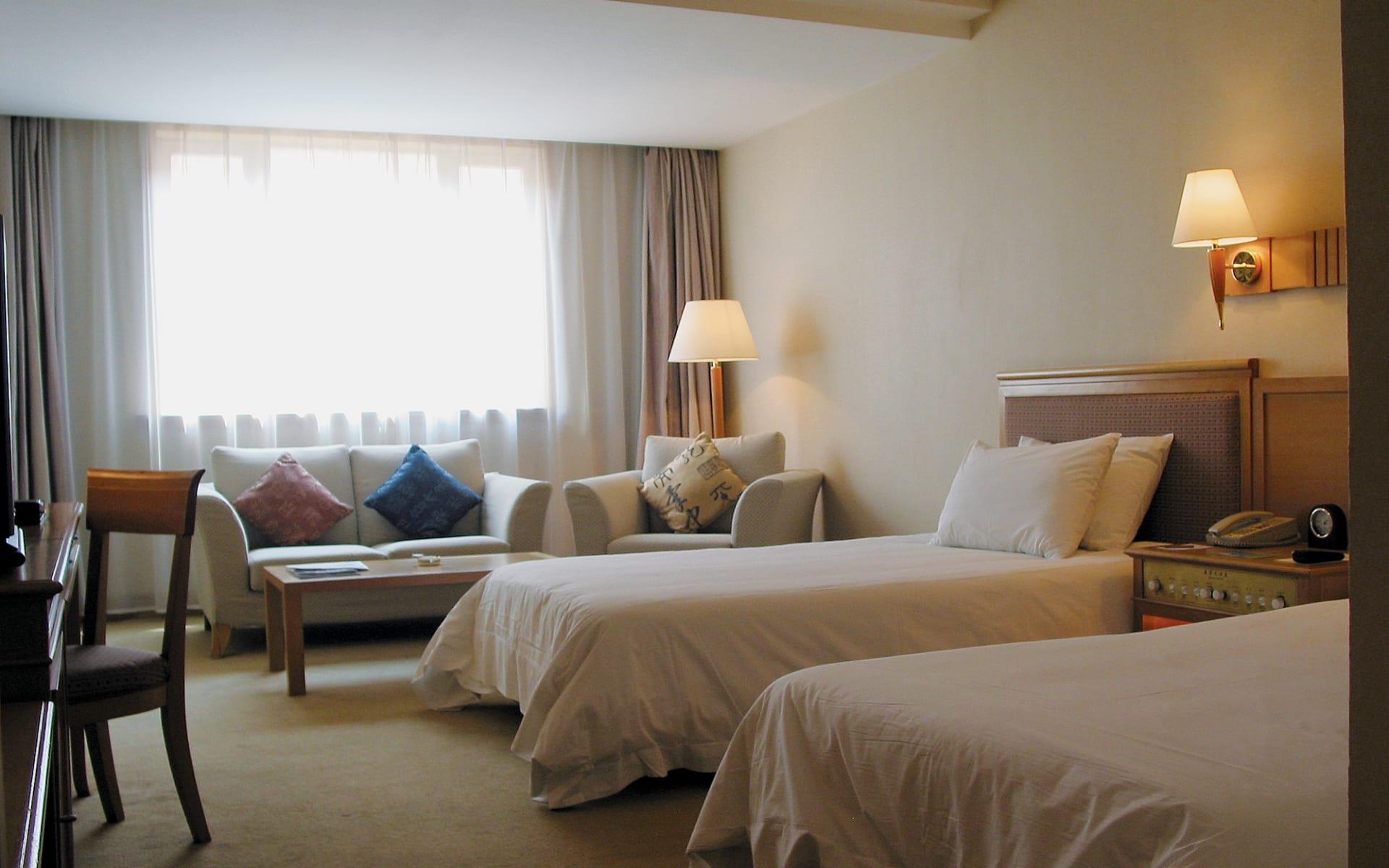 Hotel Mason in Shanghai: SHA_MasonhtlTWIN2
