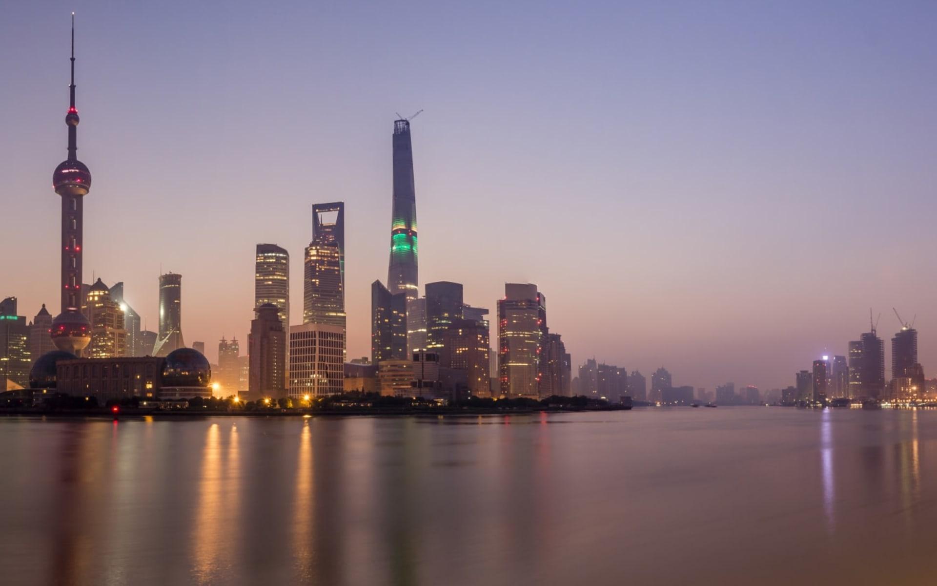 Kaiserliches China mit Yangtze Kreuzfahrt ab Peking: Shanghai