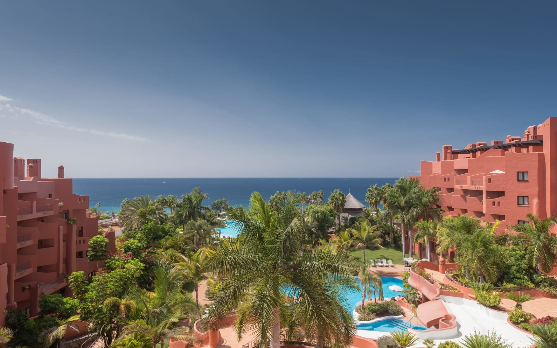 Sheraton La Caleta Resort & Spa in Teneriffa: sheTCISIgr-265897-Club Terrace Room View-