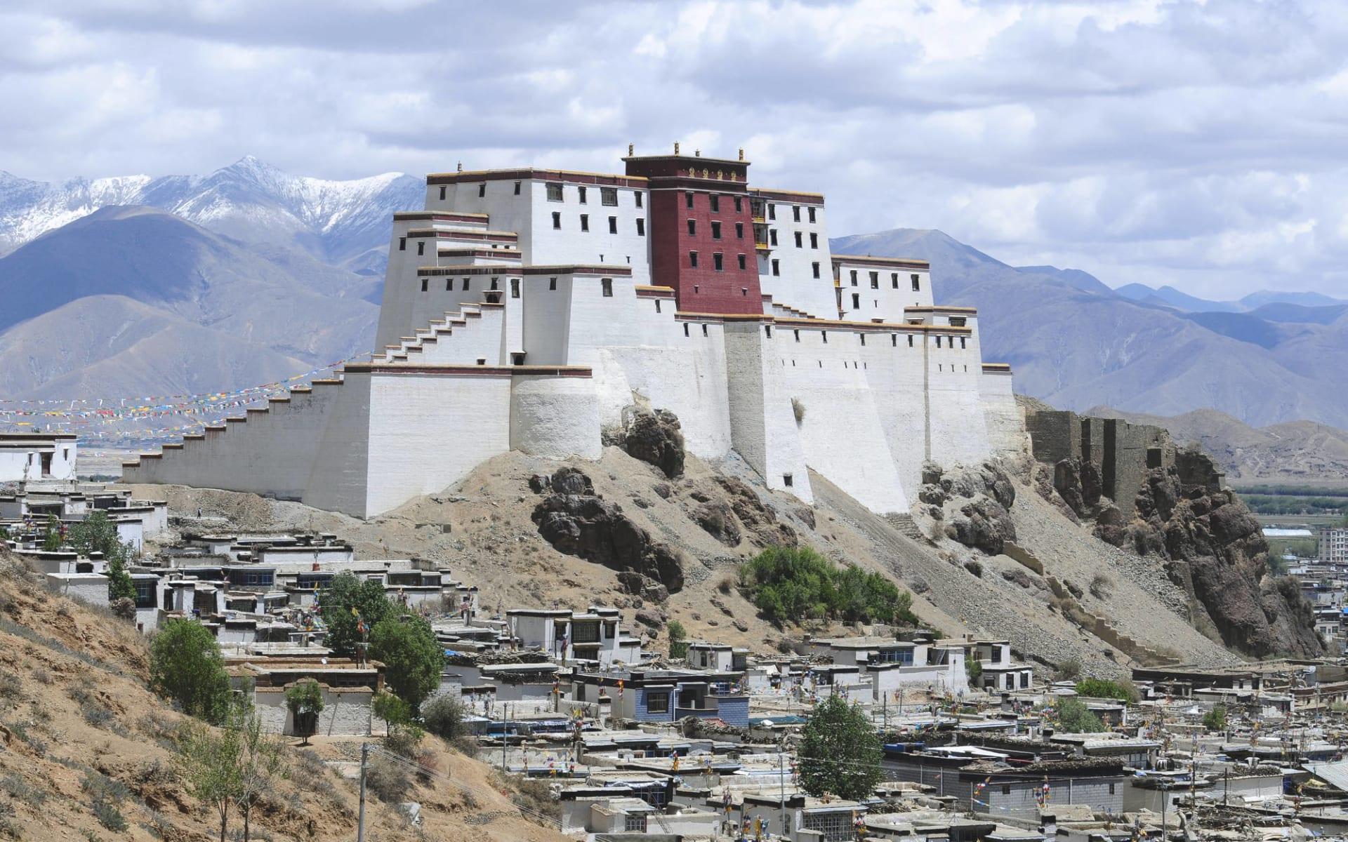 Die Magie des Tibets - Basis & Mt. Everest Verlängerung ab Lhasa: Shigatse Monastery