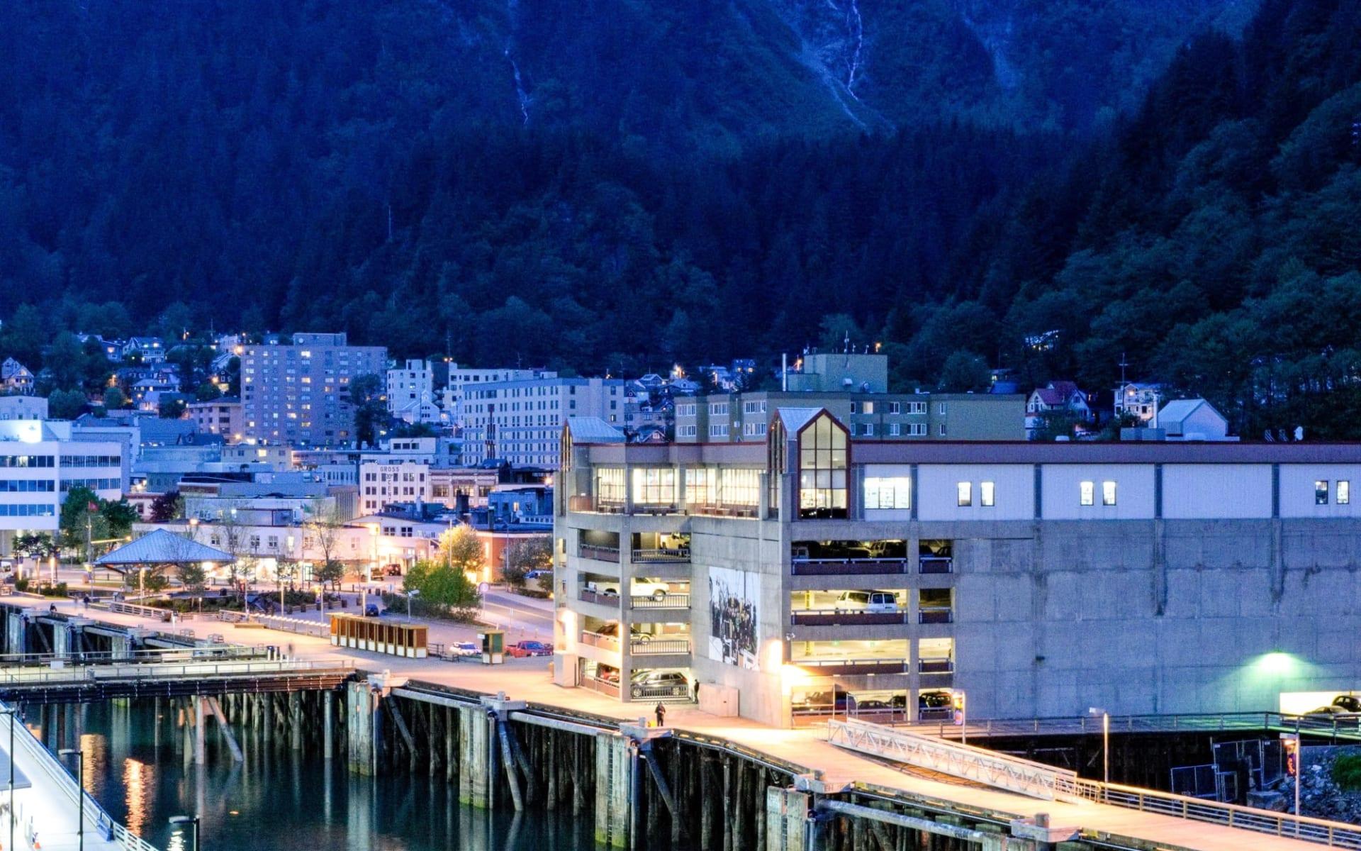 Baranof Hotel, BW Signature Collection in Juneau: shutterstock_1067544299_juneau