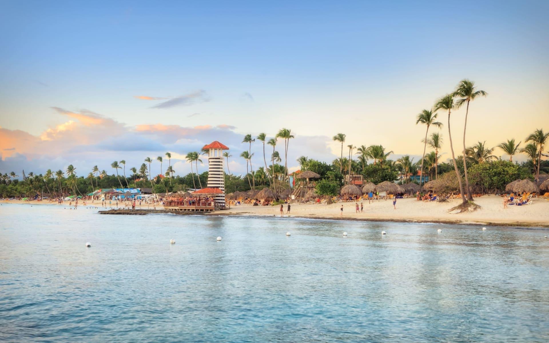 Cadaques Caribe Resort in Bayahibe: shutterstock_1334753012_bayahibe