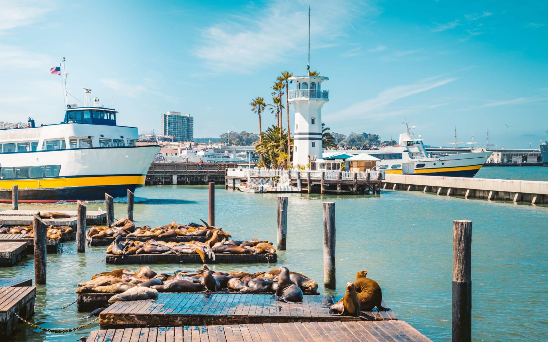 RIU Plaza Fisherman's Wharf in San Francisco: shutterstock_1396893035_sanfran7