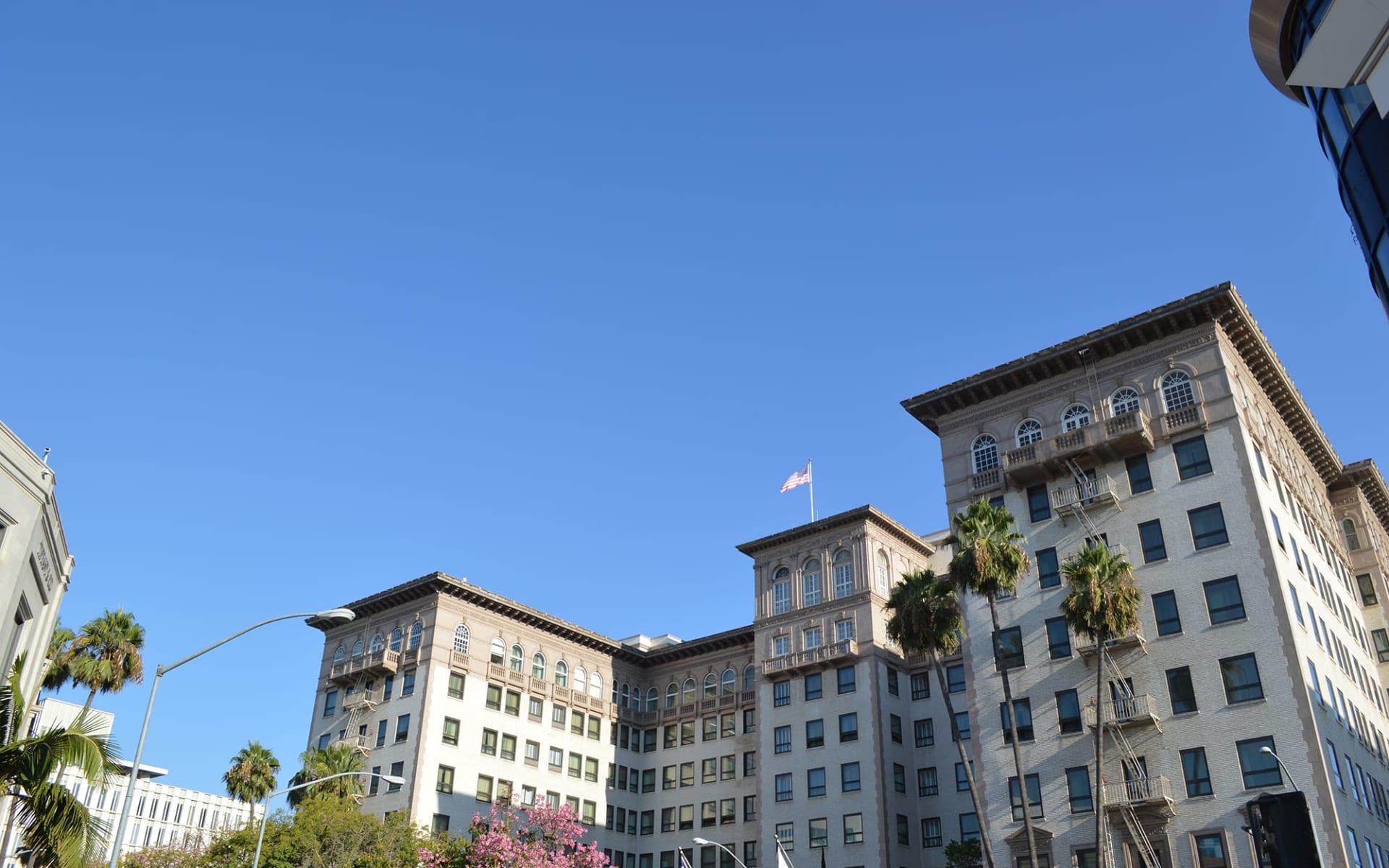Beverly Wilshire (a Four Seasons Hotel) in Beverly Hills: shutterstock_355411100.jpg_WEB
