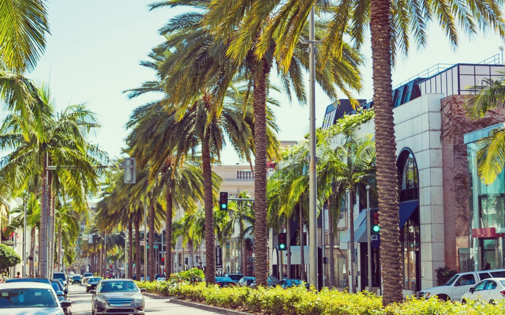 Beverly Hills Marriott: shutterstock_514885876_BeverlyHills