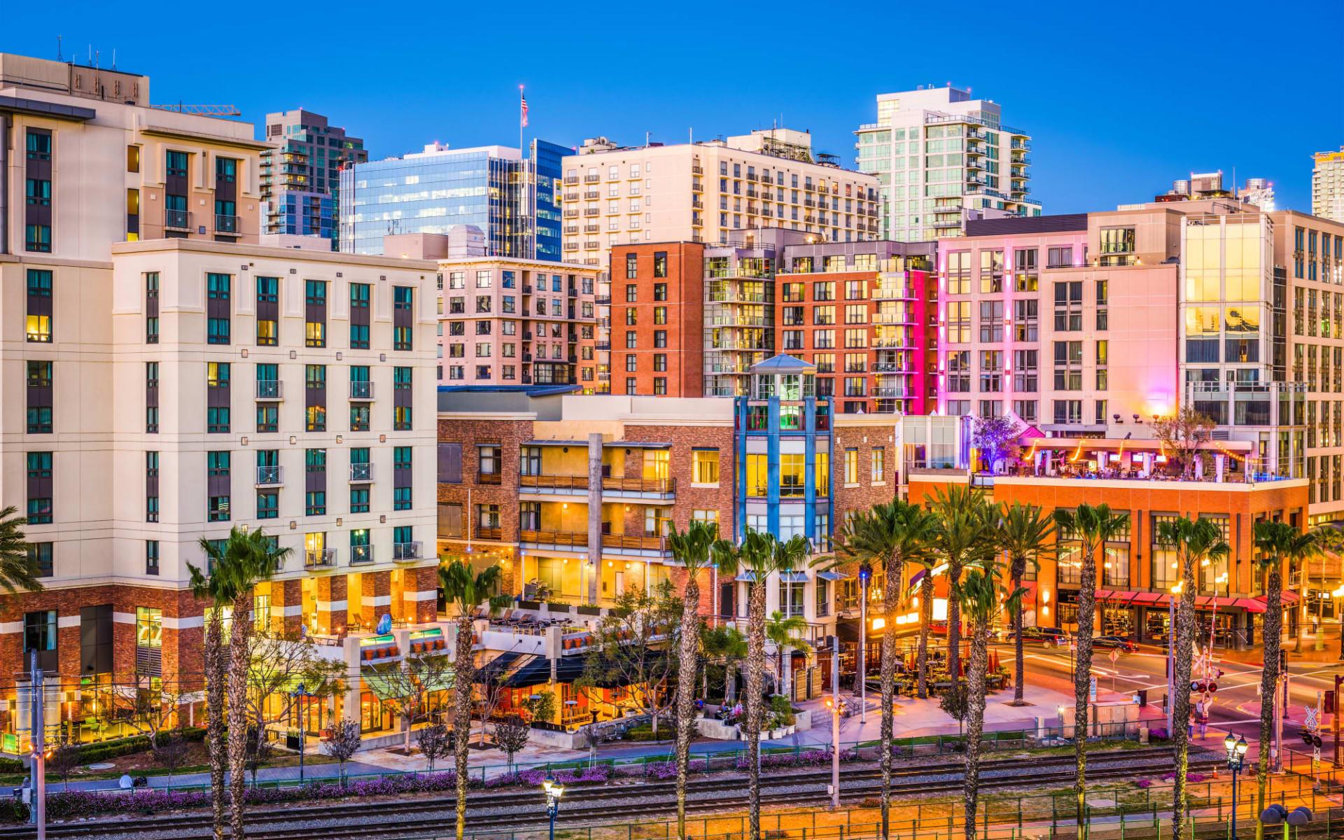 The Westin San Diego Gaslamp Quarter: shutterstock_766717258_san-diego3