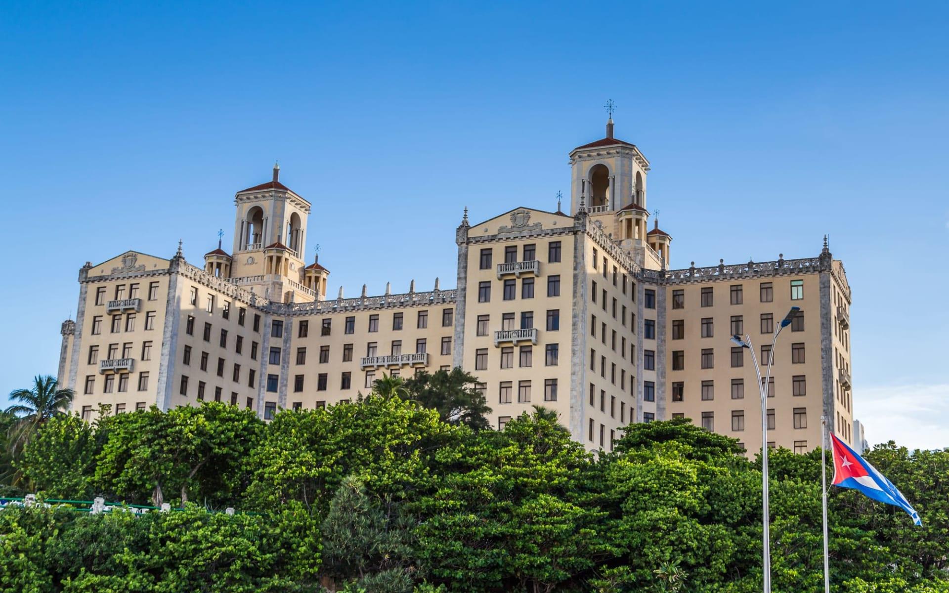 Hotel Nacional de Cuba in Havanna: shutterstock_769387474_hav2