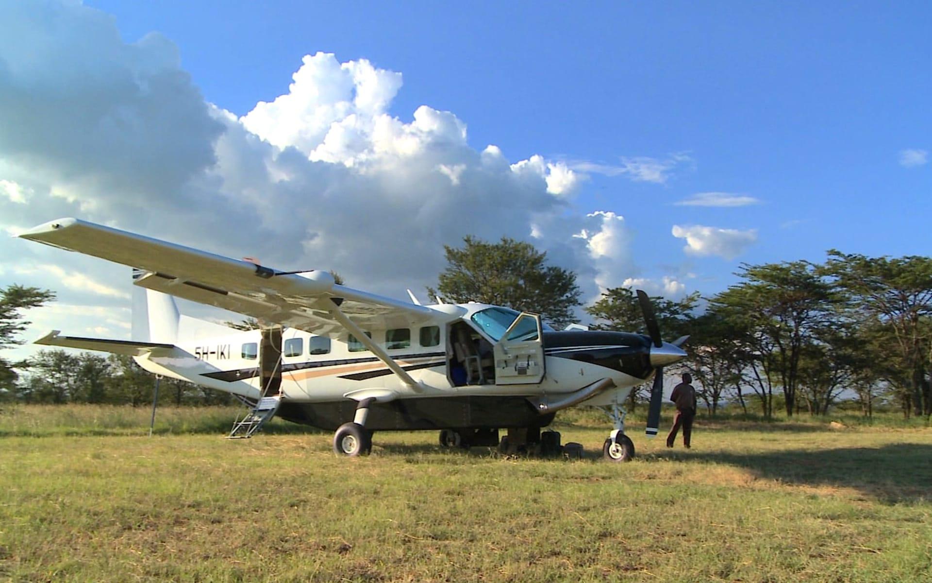Tanzania Sky Safari ab Arusha: Sky Safari