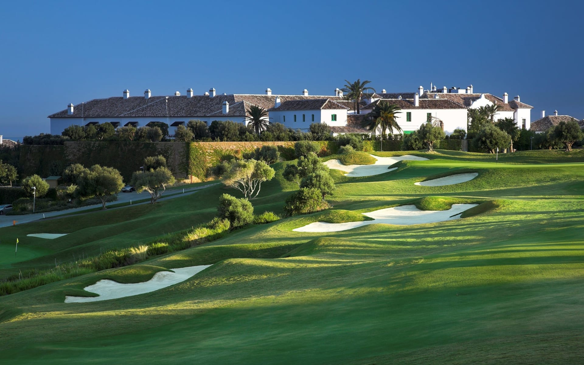 La Finca Cortesin in Marbella: La Finca Cortesin - Club de Golf Finca Cortesin
