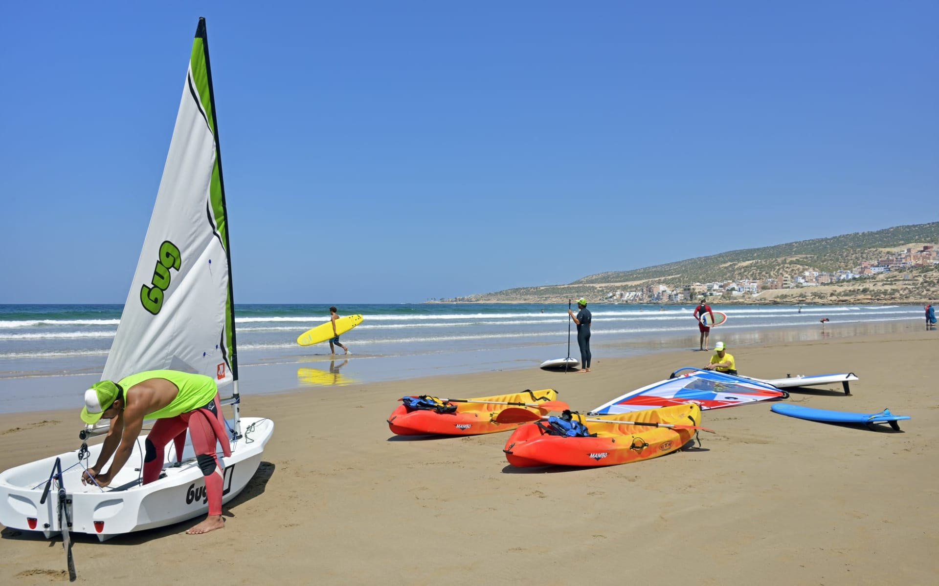 Sol House Taghazout Bay - Surf: Water Sport