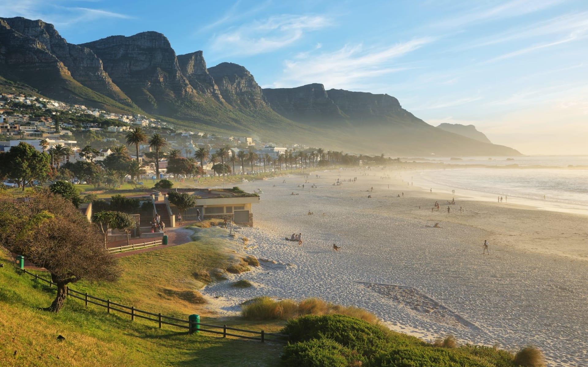 Südafrika erfahren ab Kapstadt: Kapstadt - Camps Bay