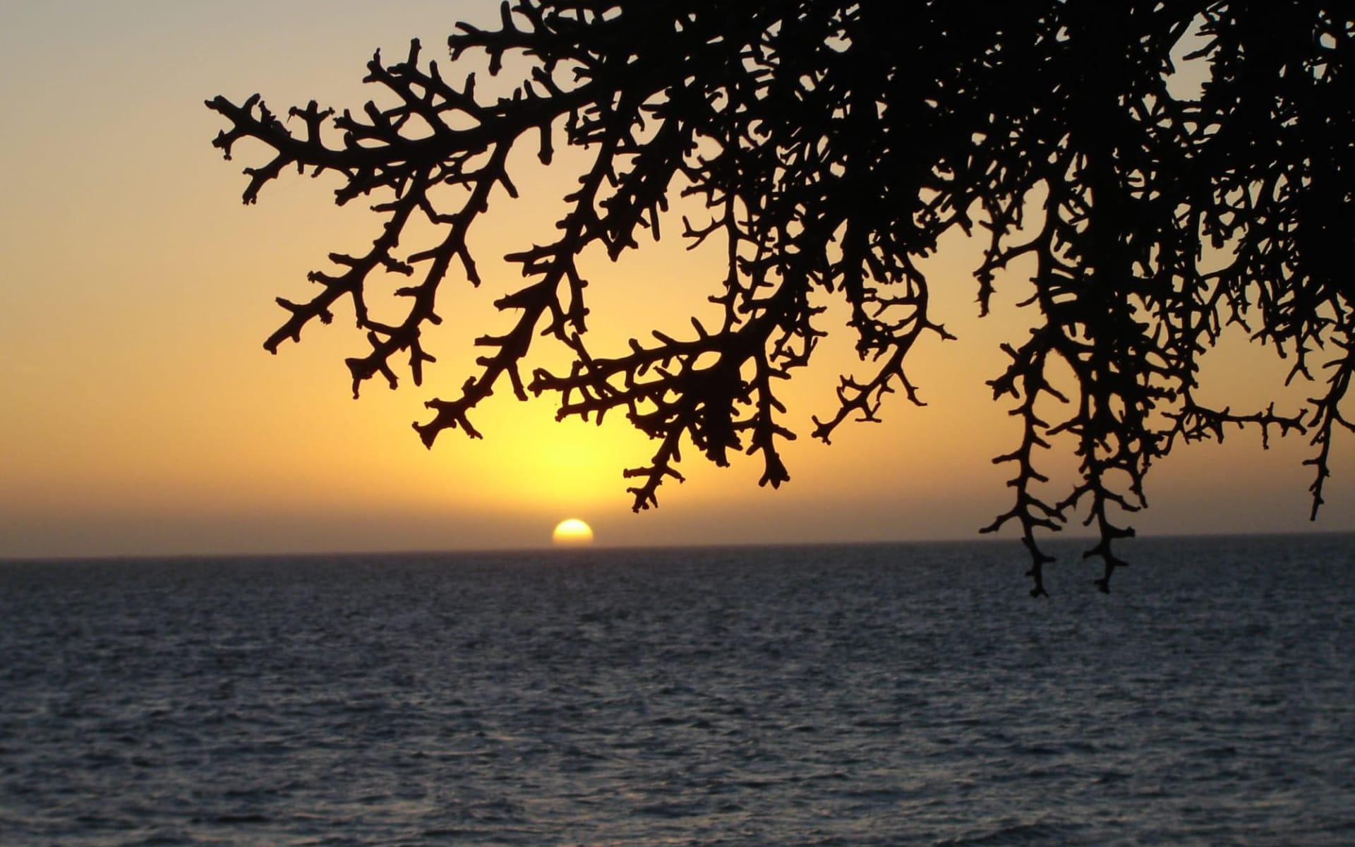 Anakao ab Tulear: Sunset