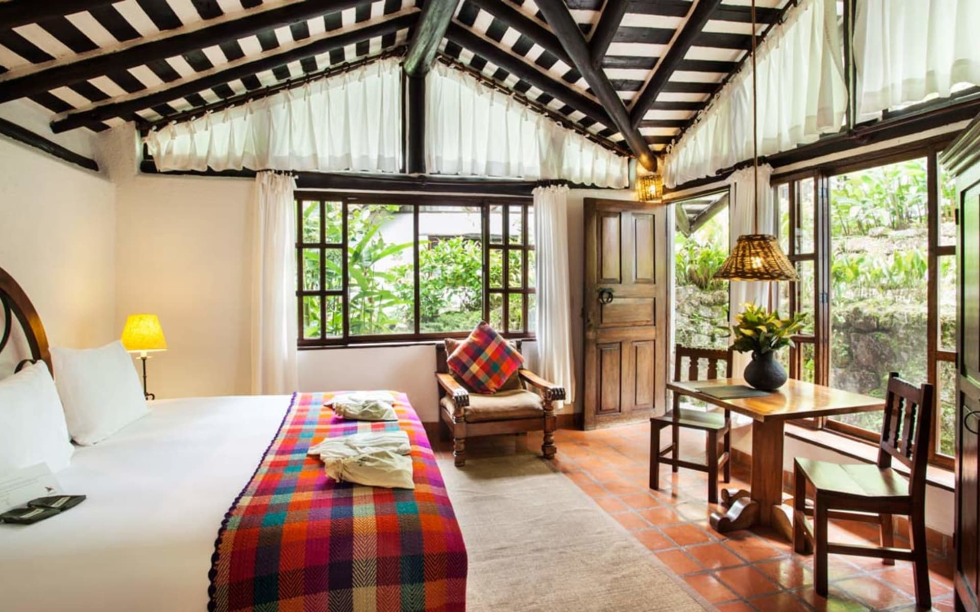 Inkaterra Machu Picchu Pueblo Hotel in Aguas Calientes: Superior