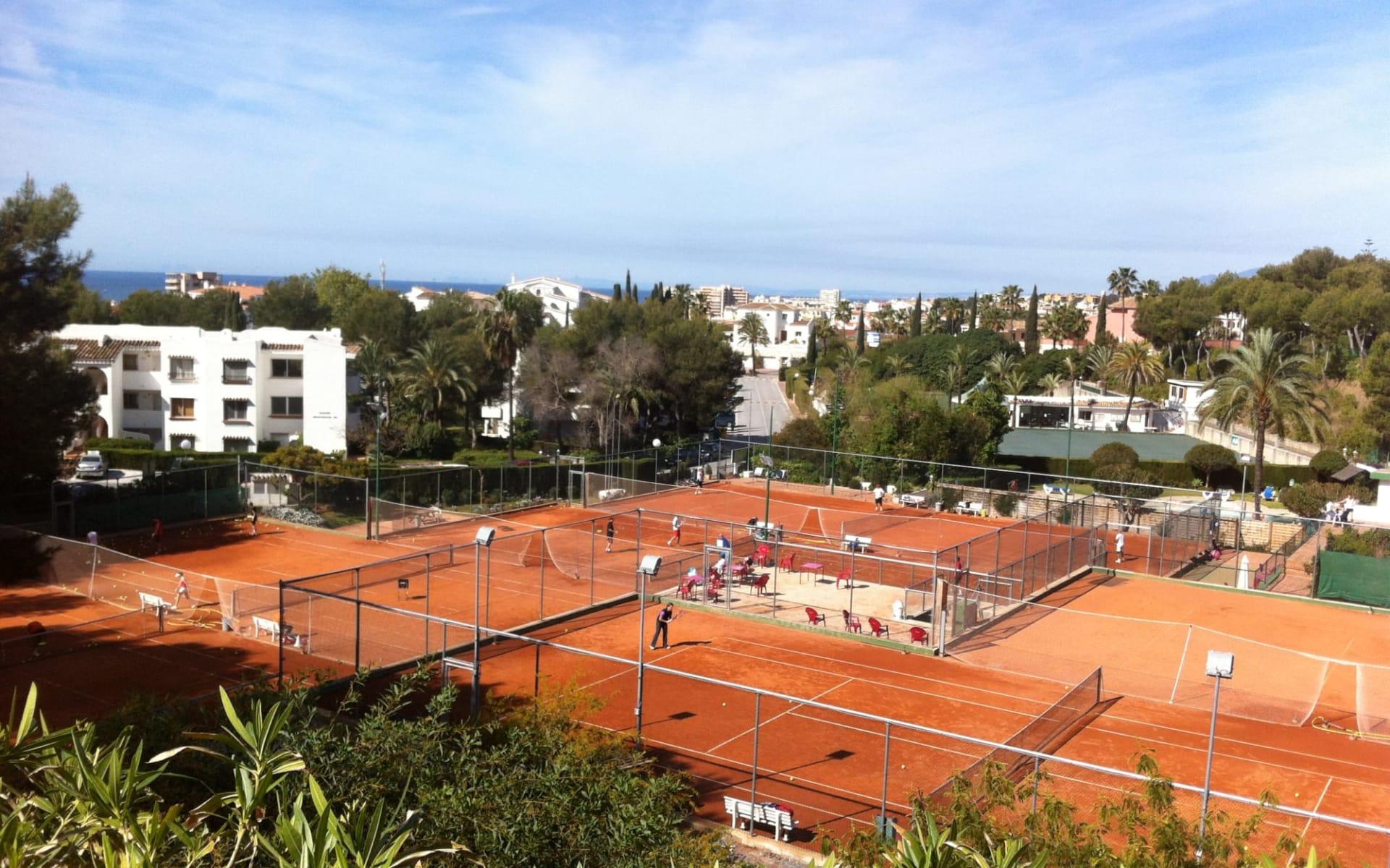 Mijas - Riviera Ferienwohnungen ab Malaga: TennisRiviera1