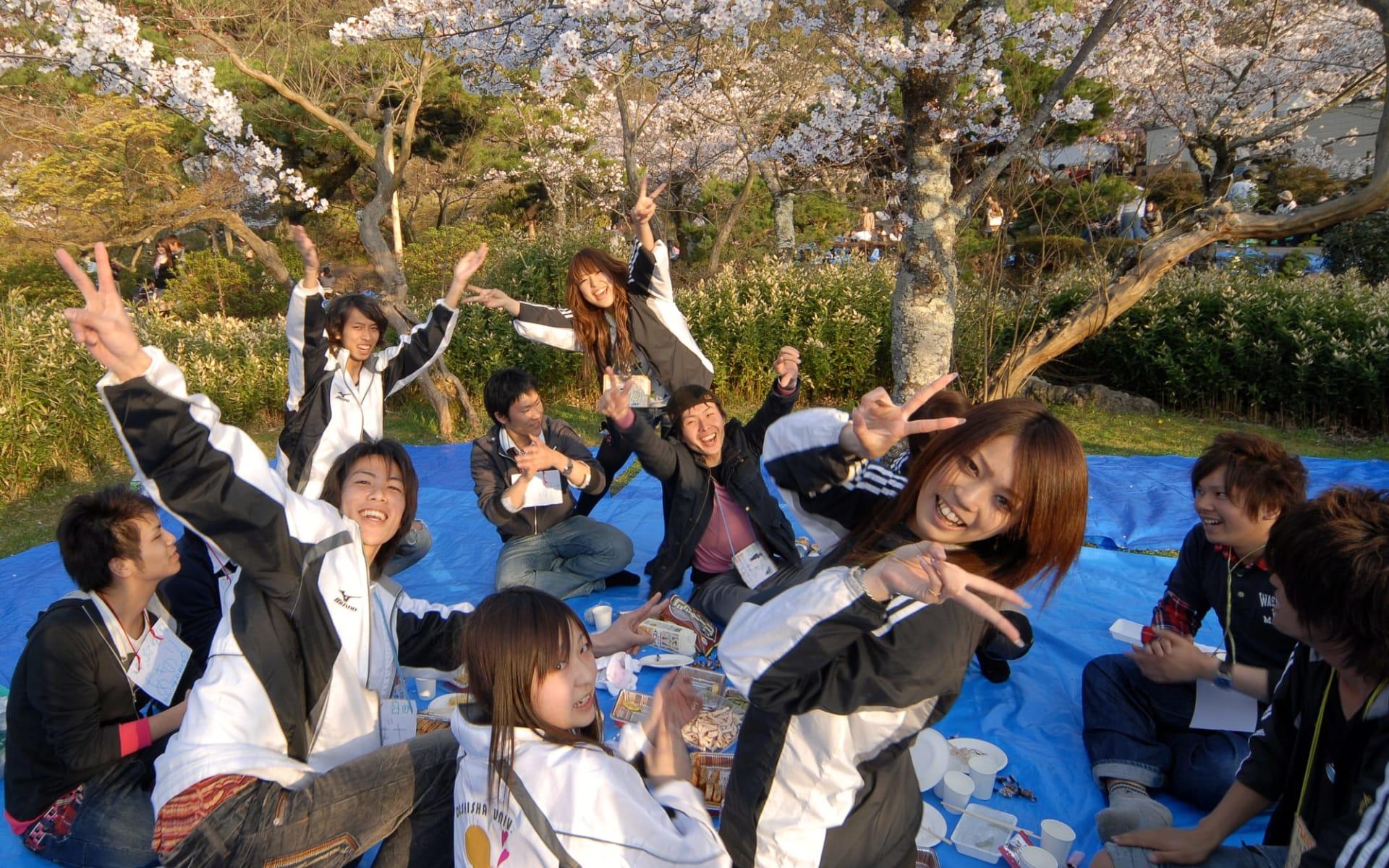 Klassisches Japan ab Tokio: Tokyo: party time