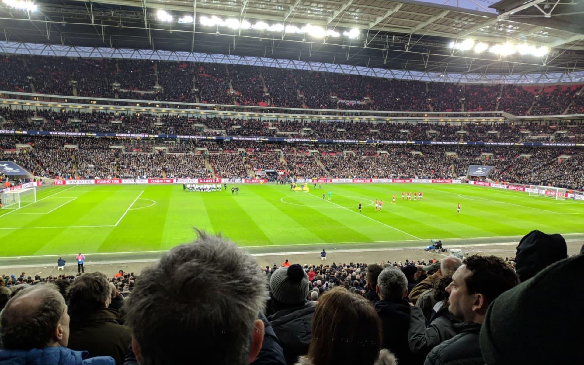 Tottenham Hotspurs ab London: Tottenham_Wembley1