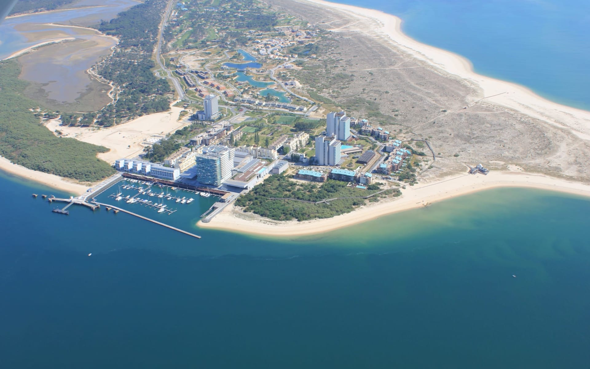 Troia Golf Resort in Lissabon: Troiaresort