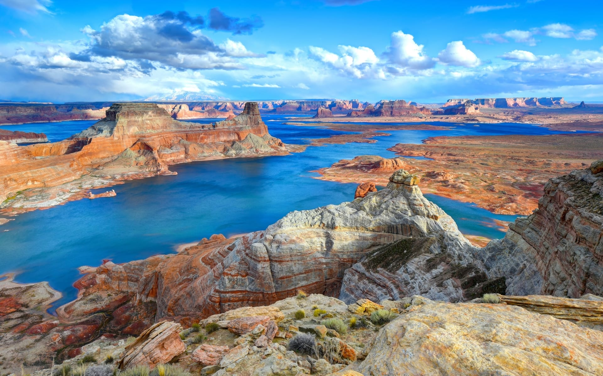 Entdecker-Reise Südwesten ab Las Vegas: USA - Arizona - Lake Powell Panorama