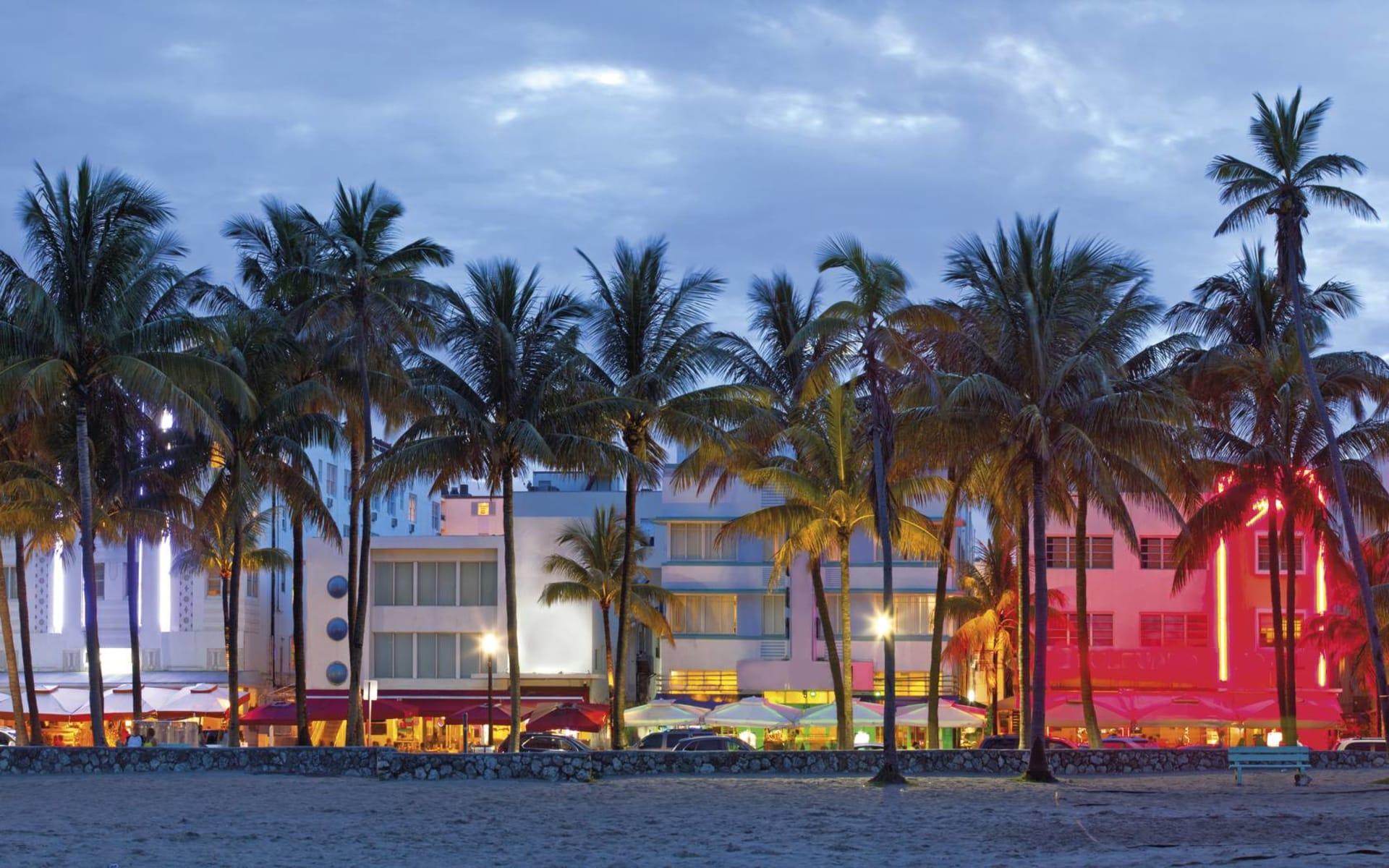 Florida Sunshine ab Miami: USA - Florida - Miami South Beach