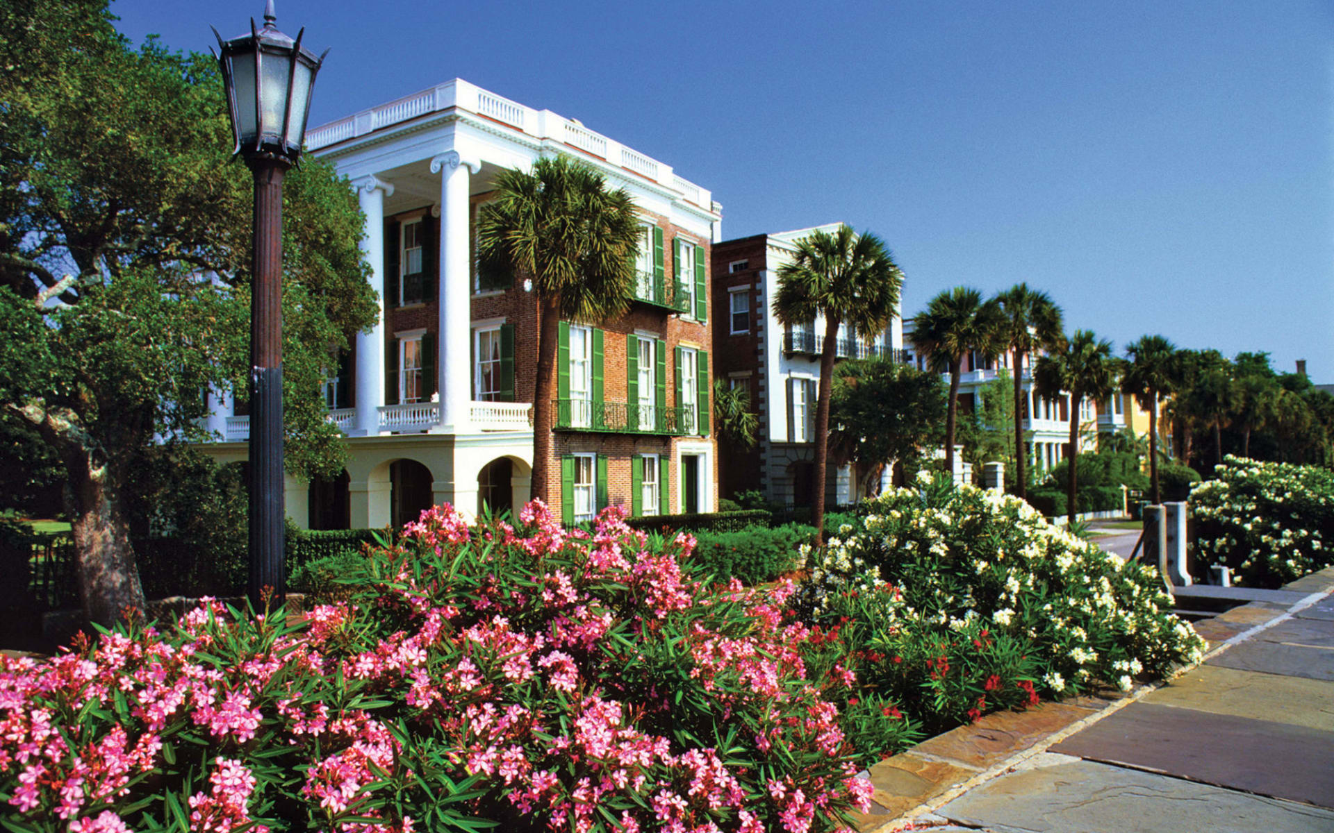 Beautiful North & South Carolina ab Charlotte: USA - South Carolina - Charleston