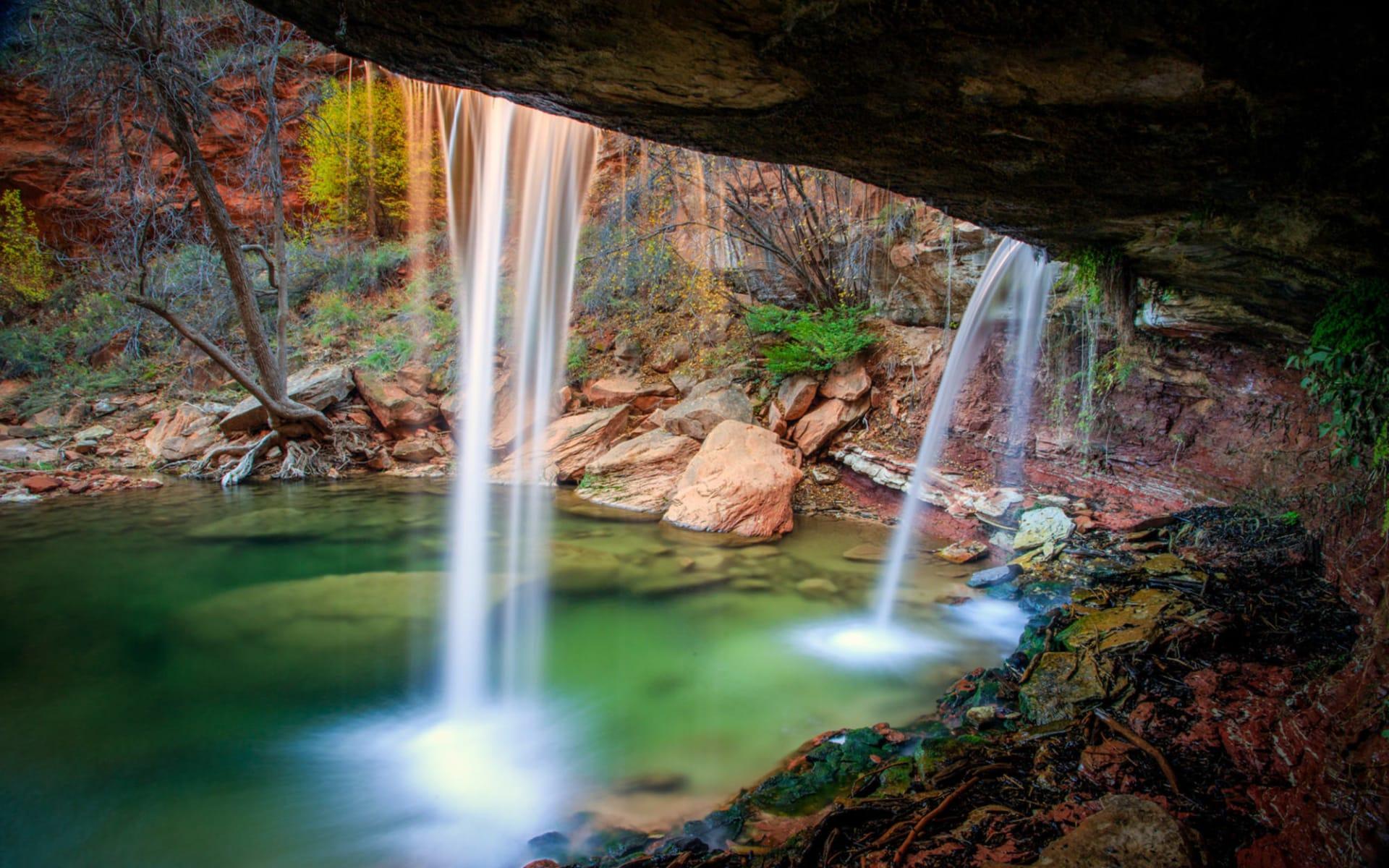 Nationalpark Wanderer ab Las Vegas: Zion Nationalpark