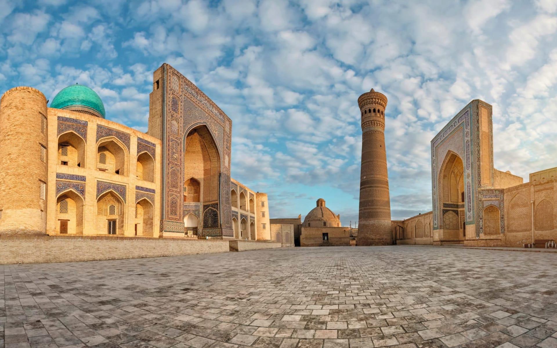 Usbekistan authentisch ab Taschkent: Usbekistan_Buchera_