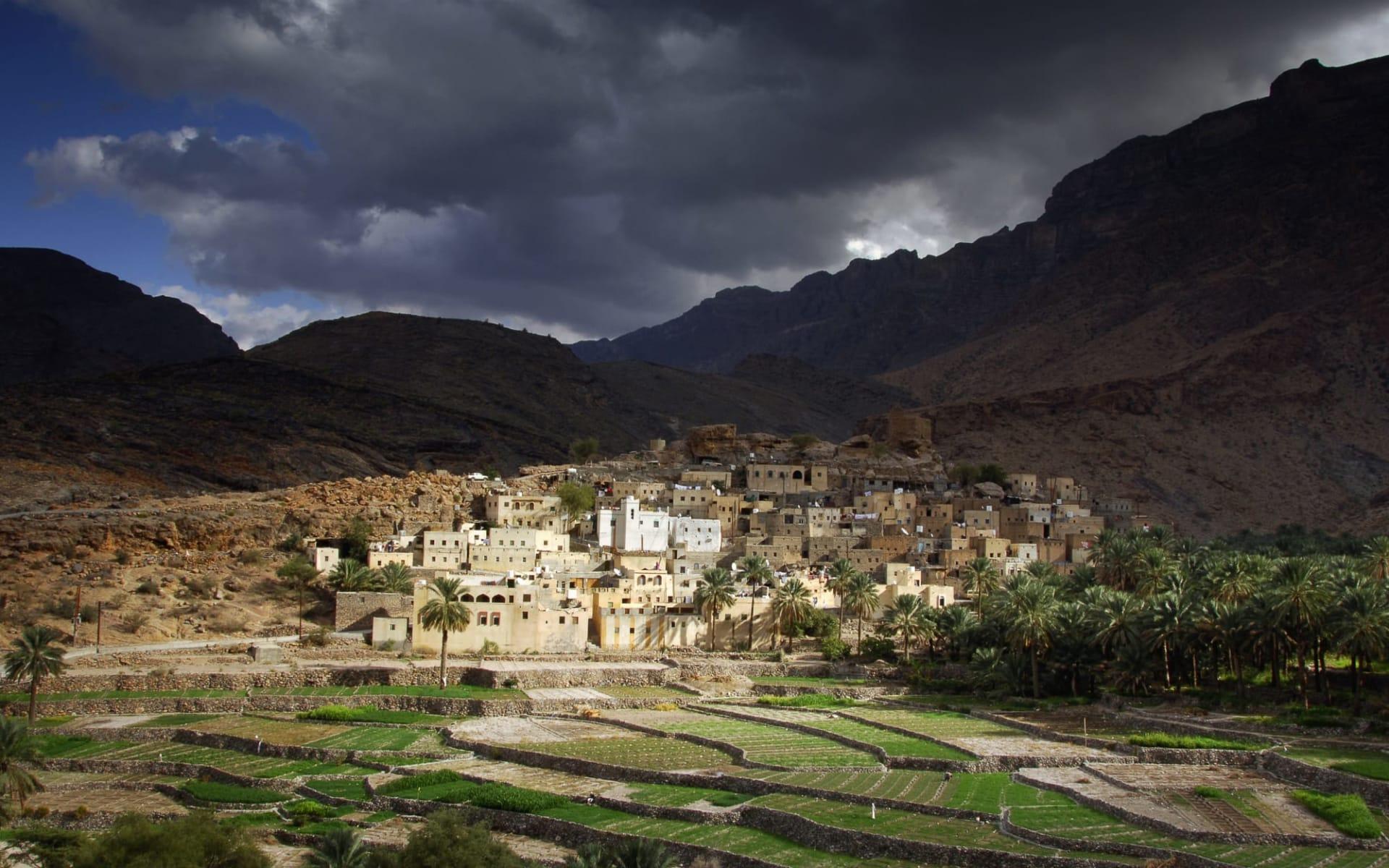 Best of Oman ab Muscat: Wakan Village (Sohar)
