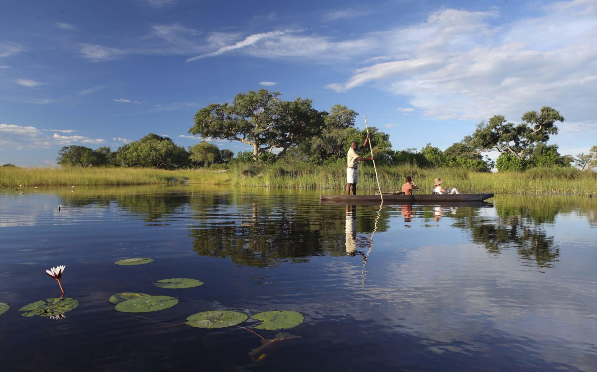 Xaranna Okavango Delta Camp: Xaranna_mokoro9