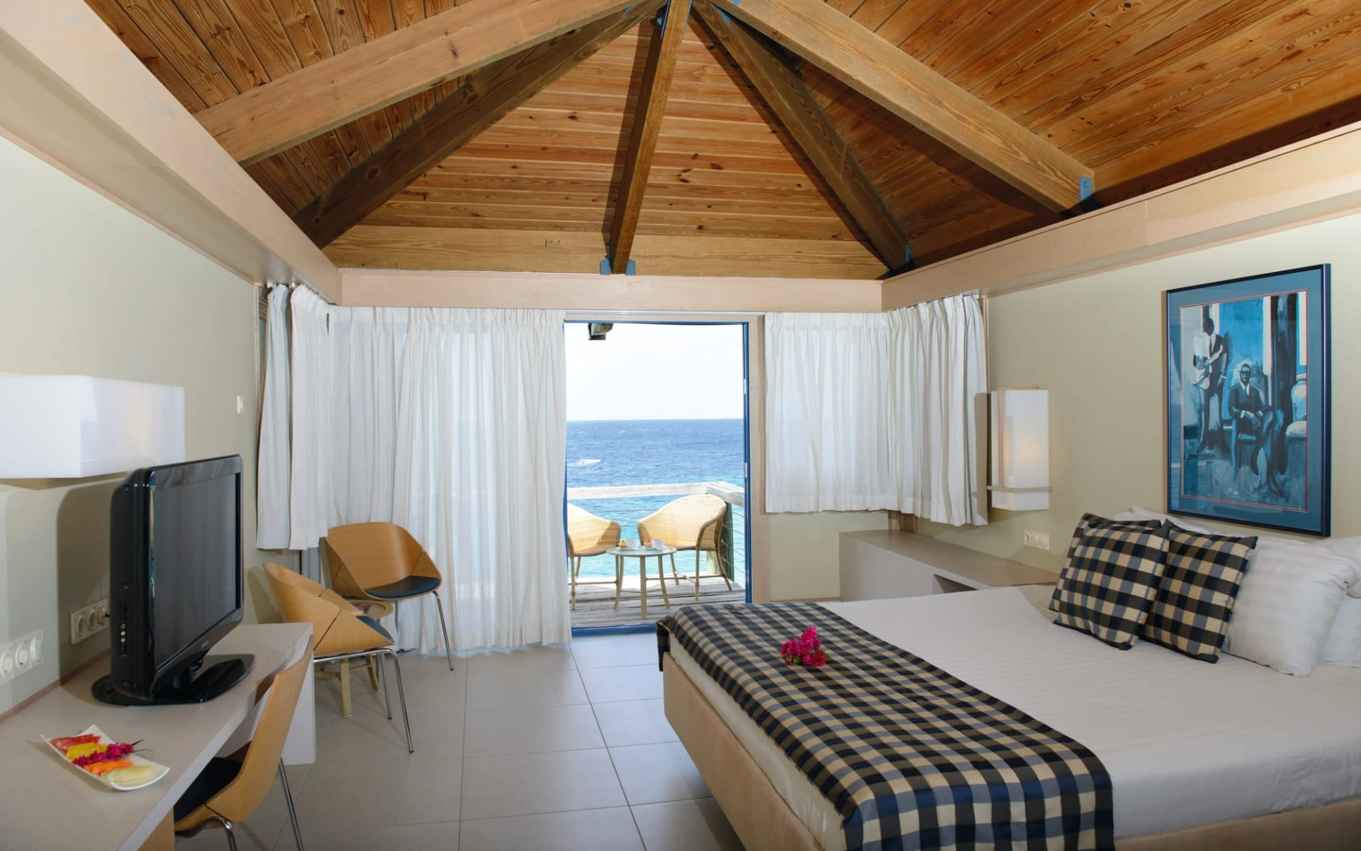 Avila Beach Hotel in Curaçao: zimmer avila hotel doppelzimmer