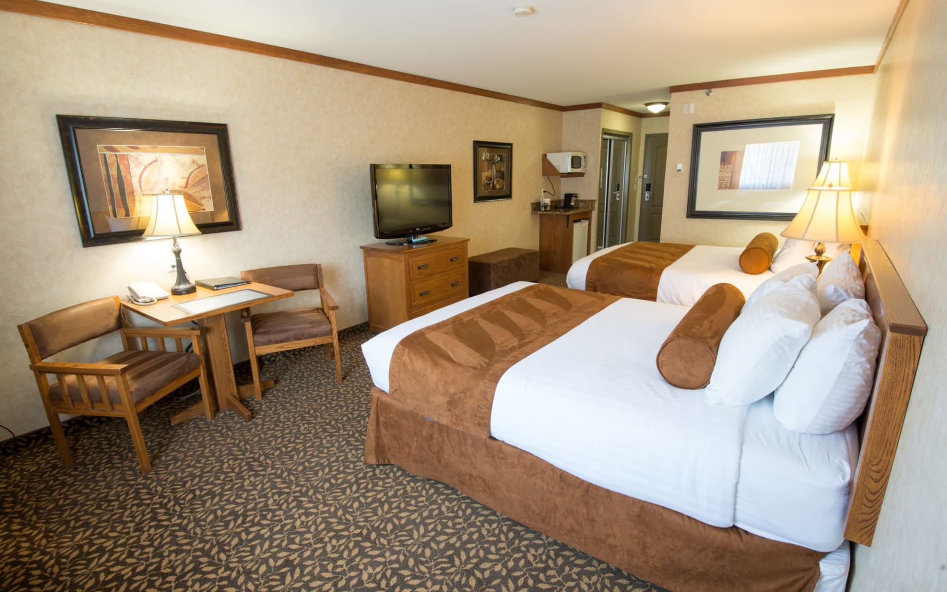 Best Western Plus Fernie Mountain Lodge: zimmer_Best Western Plus Fernie Mountain Lodge_StandardQueenRoom