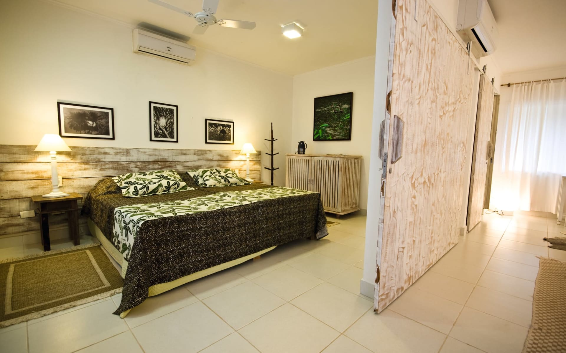 Caiman Ecological Refugium 4 Tage ab Campo Grande: Zimmer Caiman Lodge - Suite Cordilheira c Compass