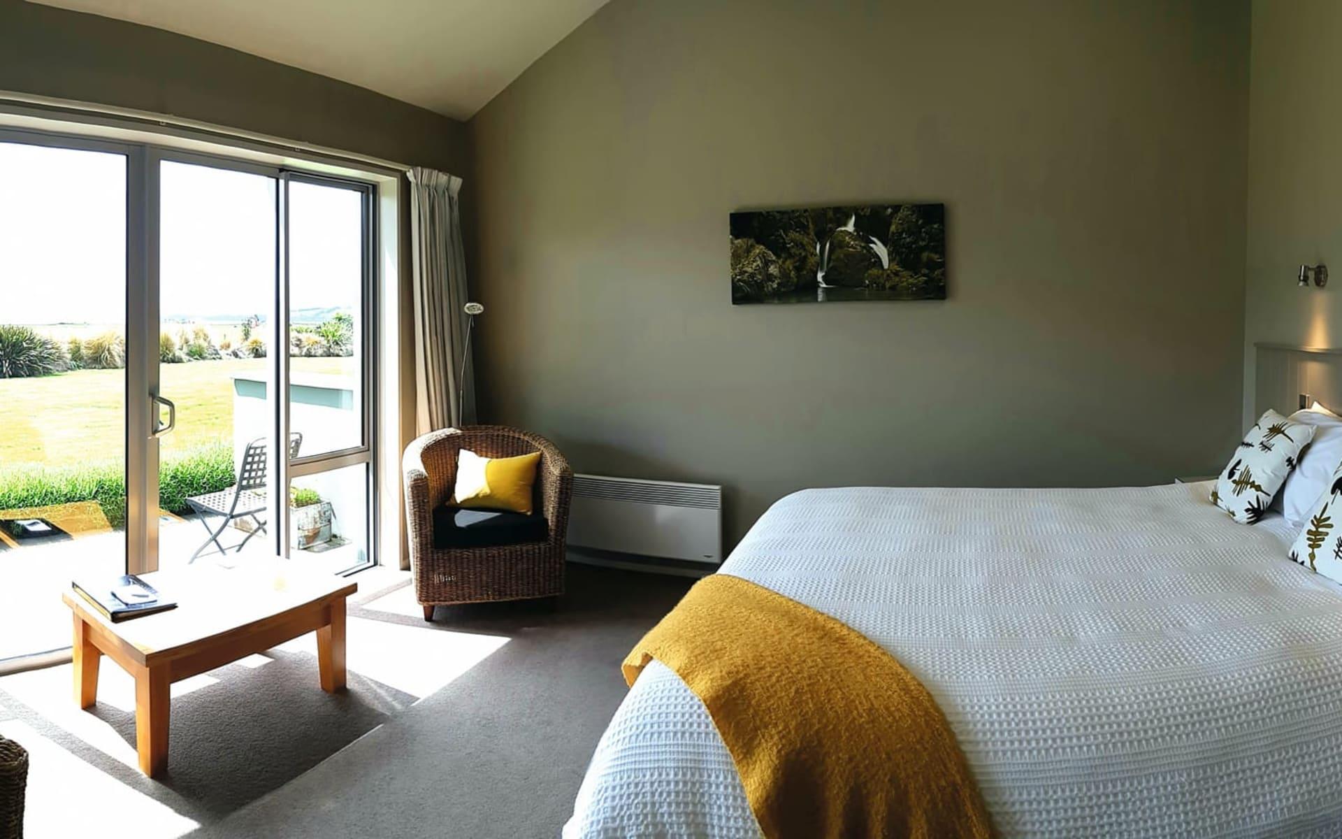 Dunluce Bed & Breakfast in Te Anau: Zimmer Dunluce Te Anau - Zimmer cDunluce
