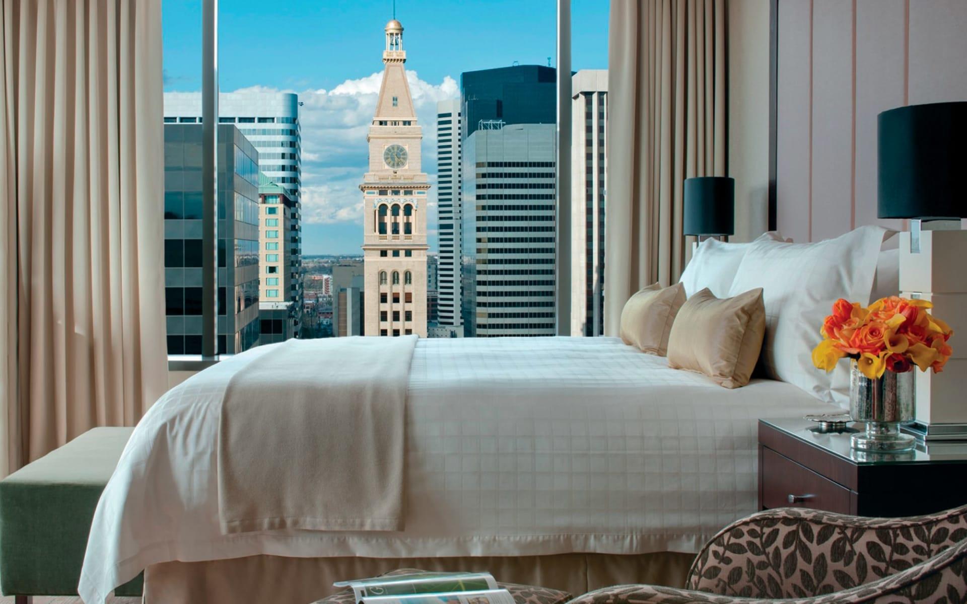 Four Seasons Hotel in Denver: zimmer four season hotel doppelzimmer aussicht stadt